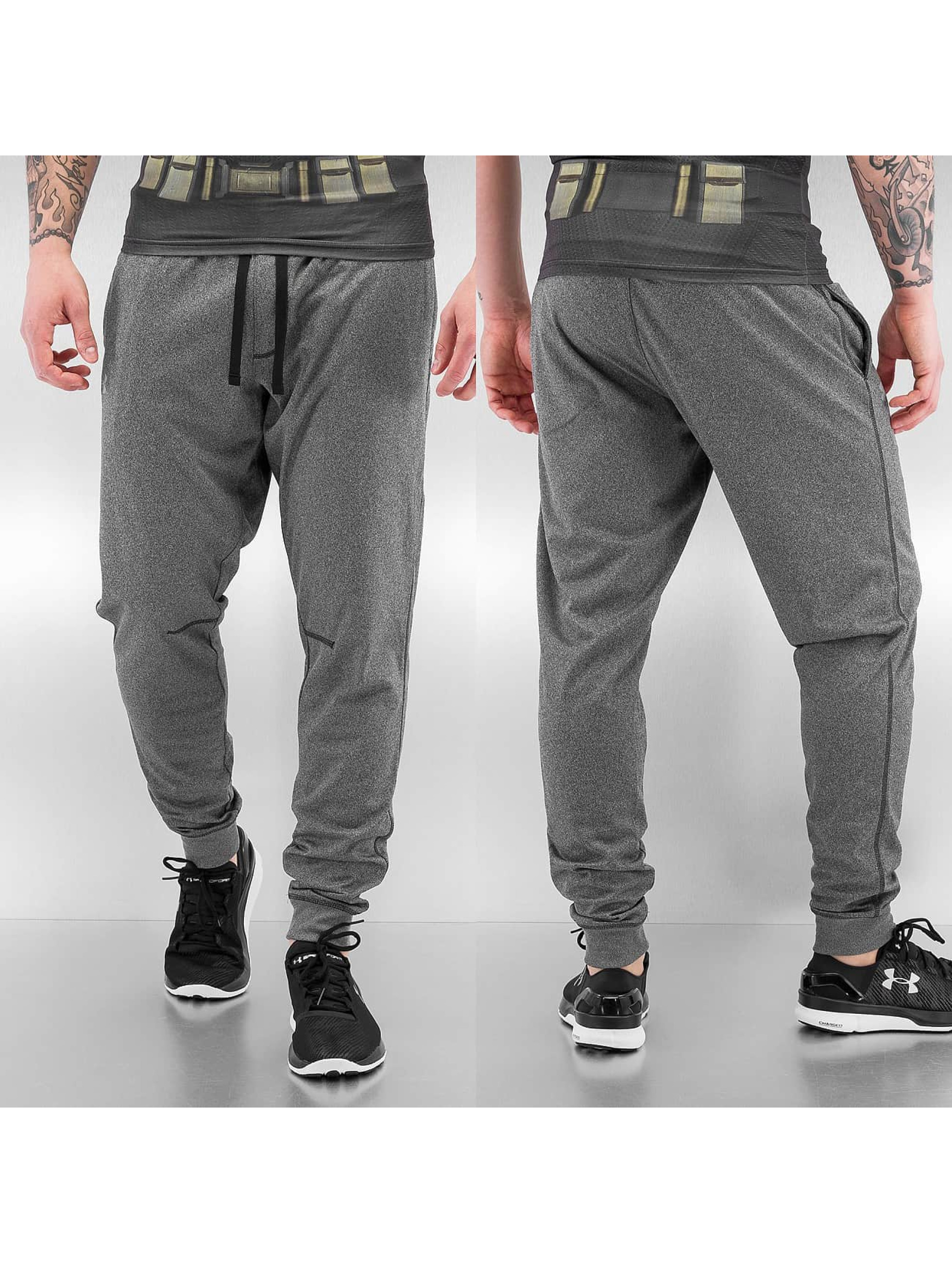 under armour herren jogginghose sportstyle in grau 210598. Black Bedroom Furniture Sets. Home Design Ideas