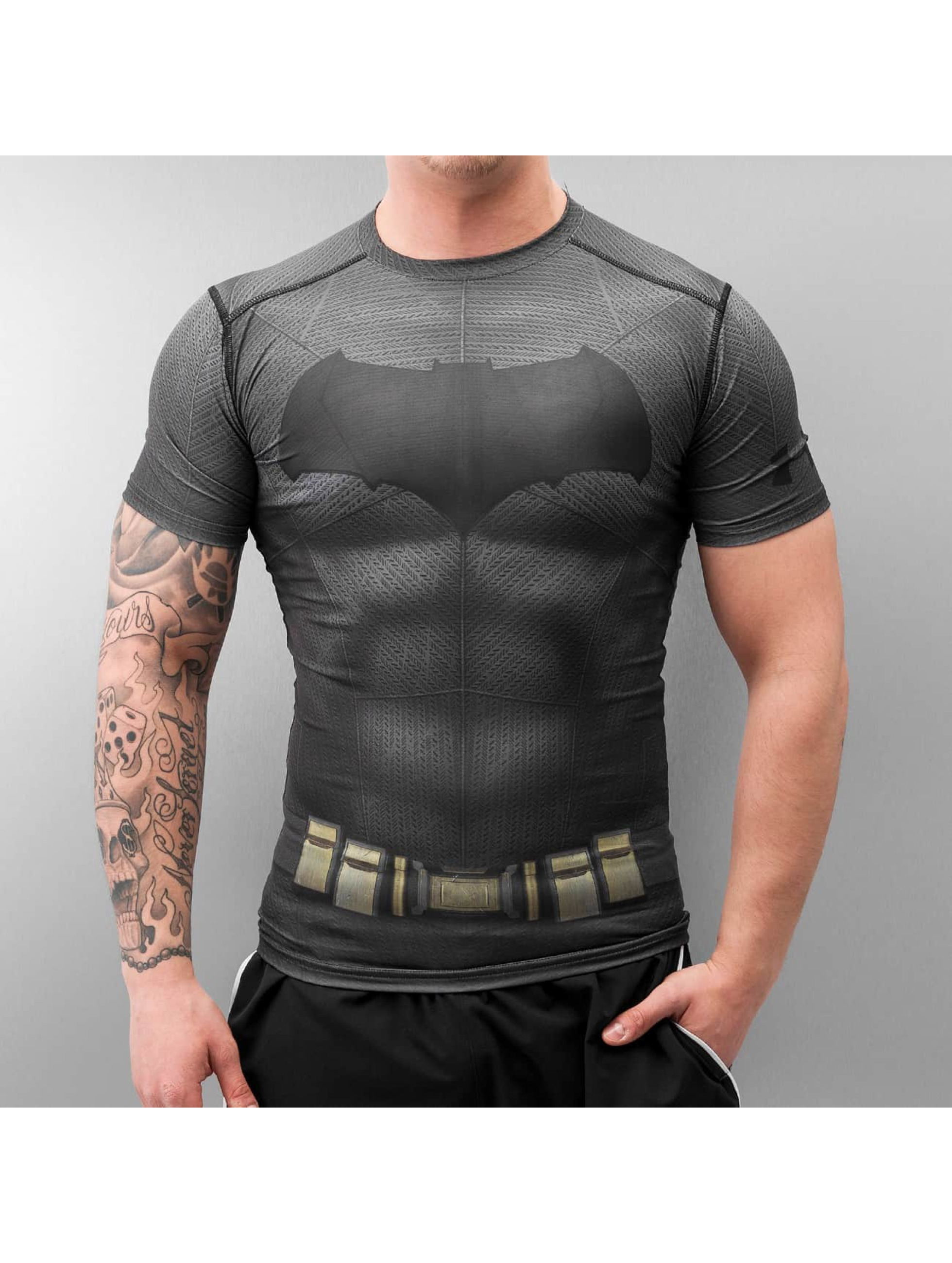 T shirt alter ego batman en gris 210642 for Under armour i will shirt