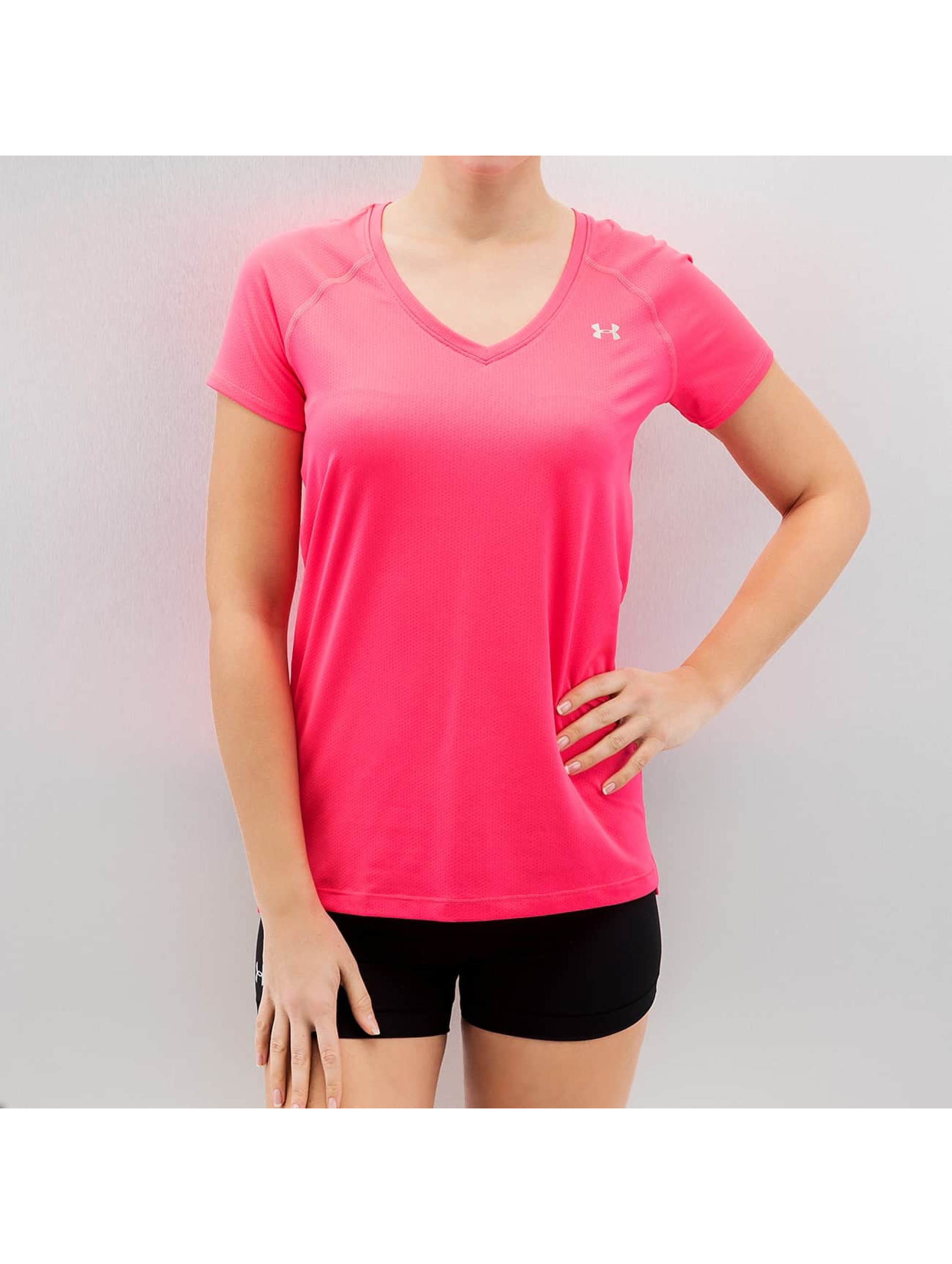 Under armour t shirt armour in pink 210782 for Original under armour shirt