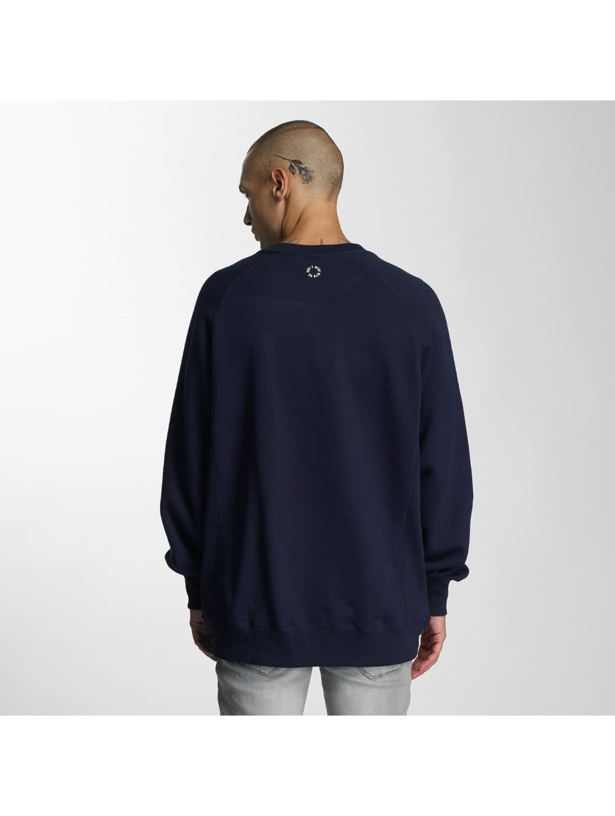 UNFAIR ATHLETICS Pullover Logo blue