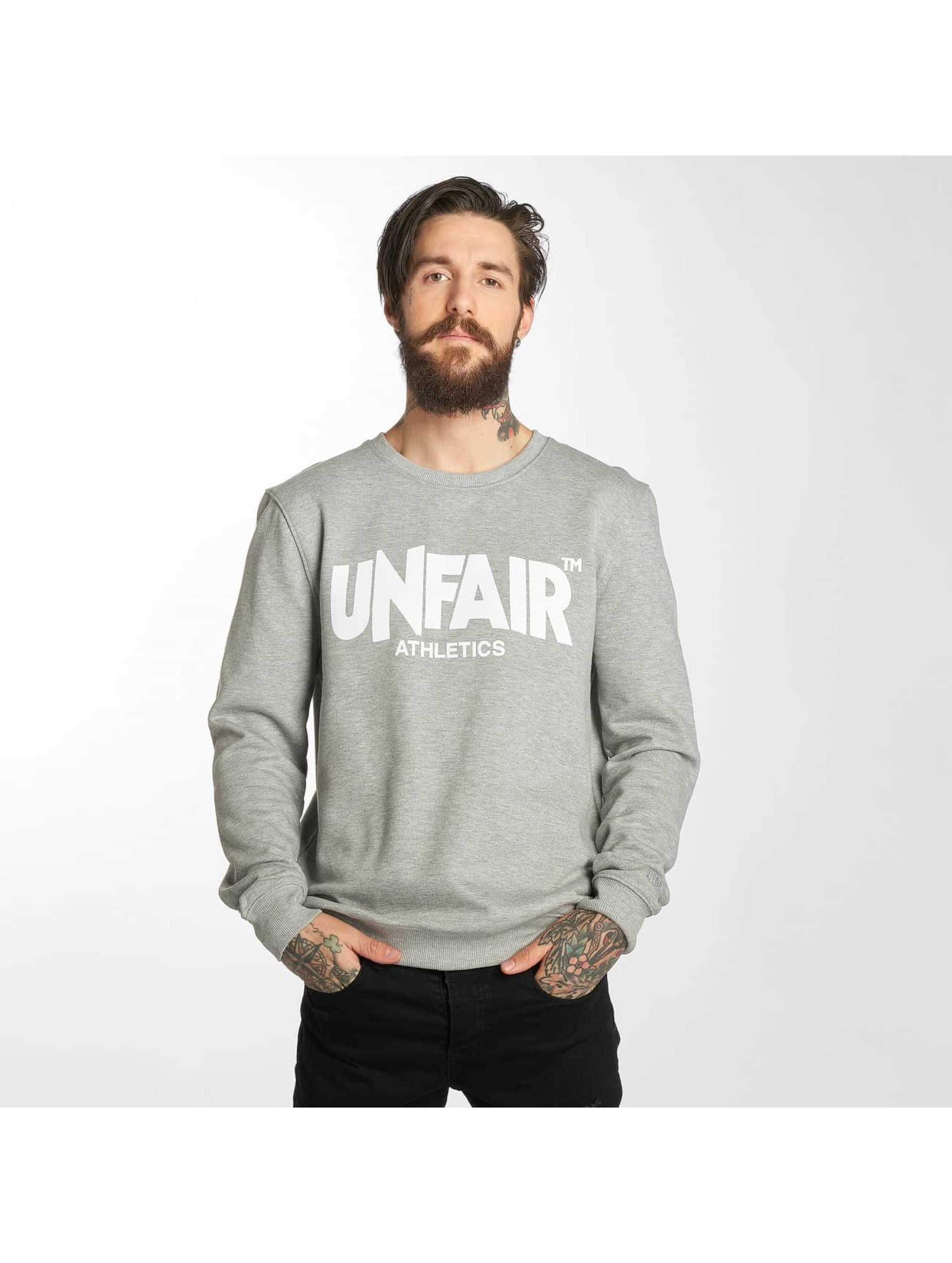 UNFAIR ATHLETICS Pullover Classic gray