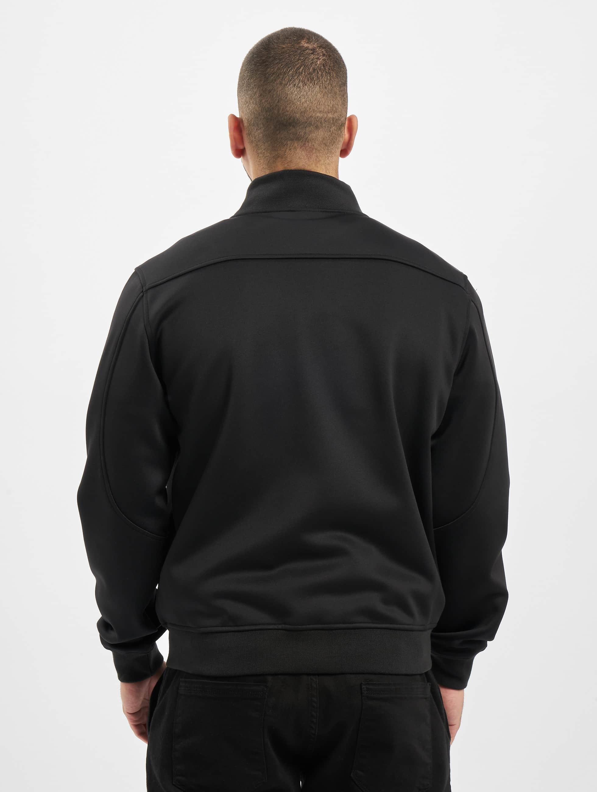 Urban Classics Lightweight Jacket Neopren black