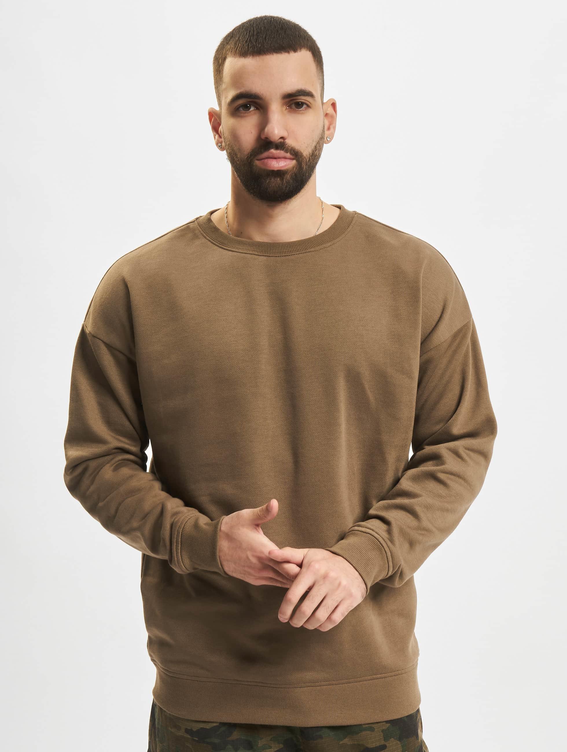Urban Classics Pullover Camden khaki