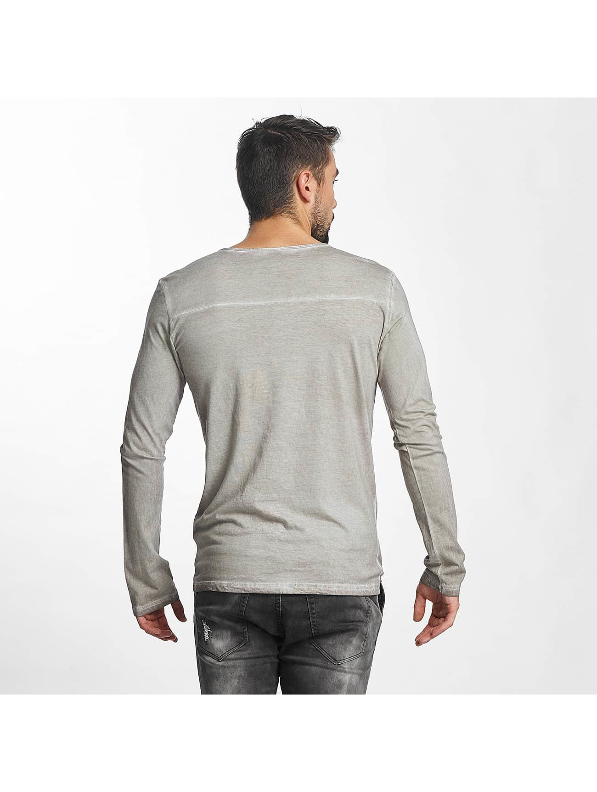 Urban Surface Longsleeve Button brown