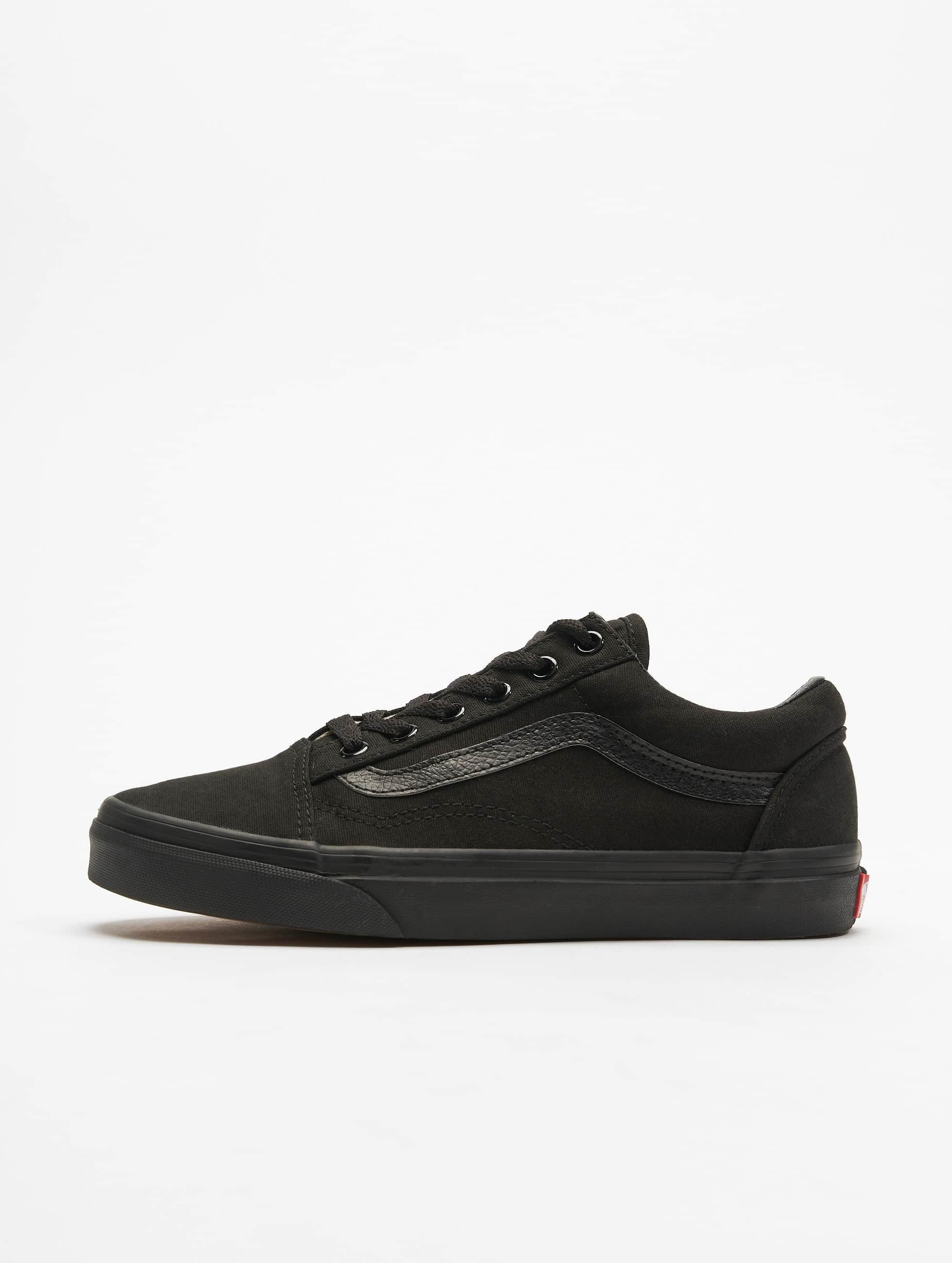 vans old skool noir baskets vans acheter pas cher chaussures 213086. Black Bedroom Furniture Sets. Home Design Ideas