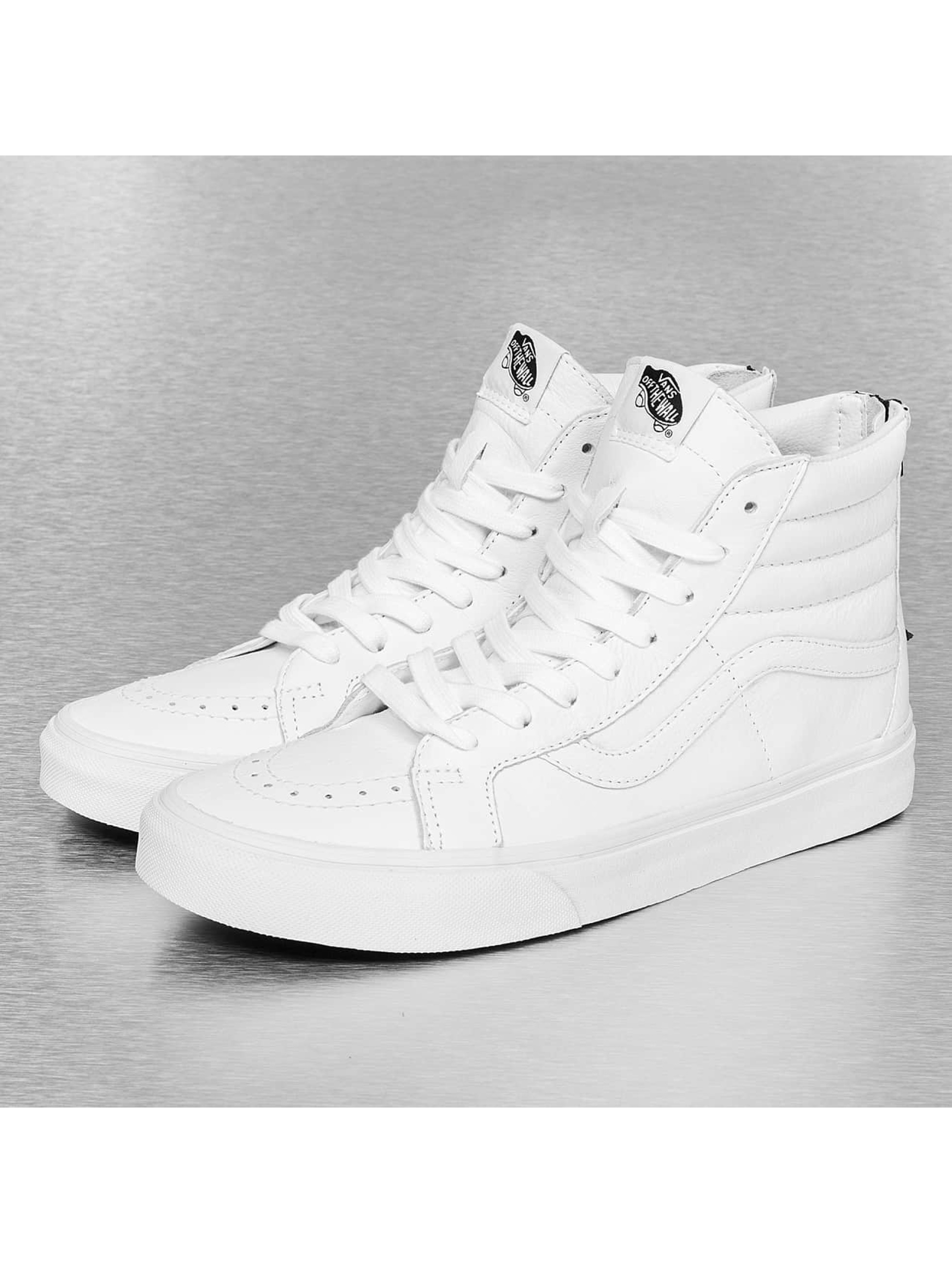 vans skate high weiß
