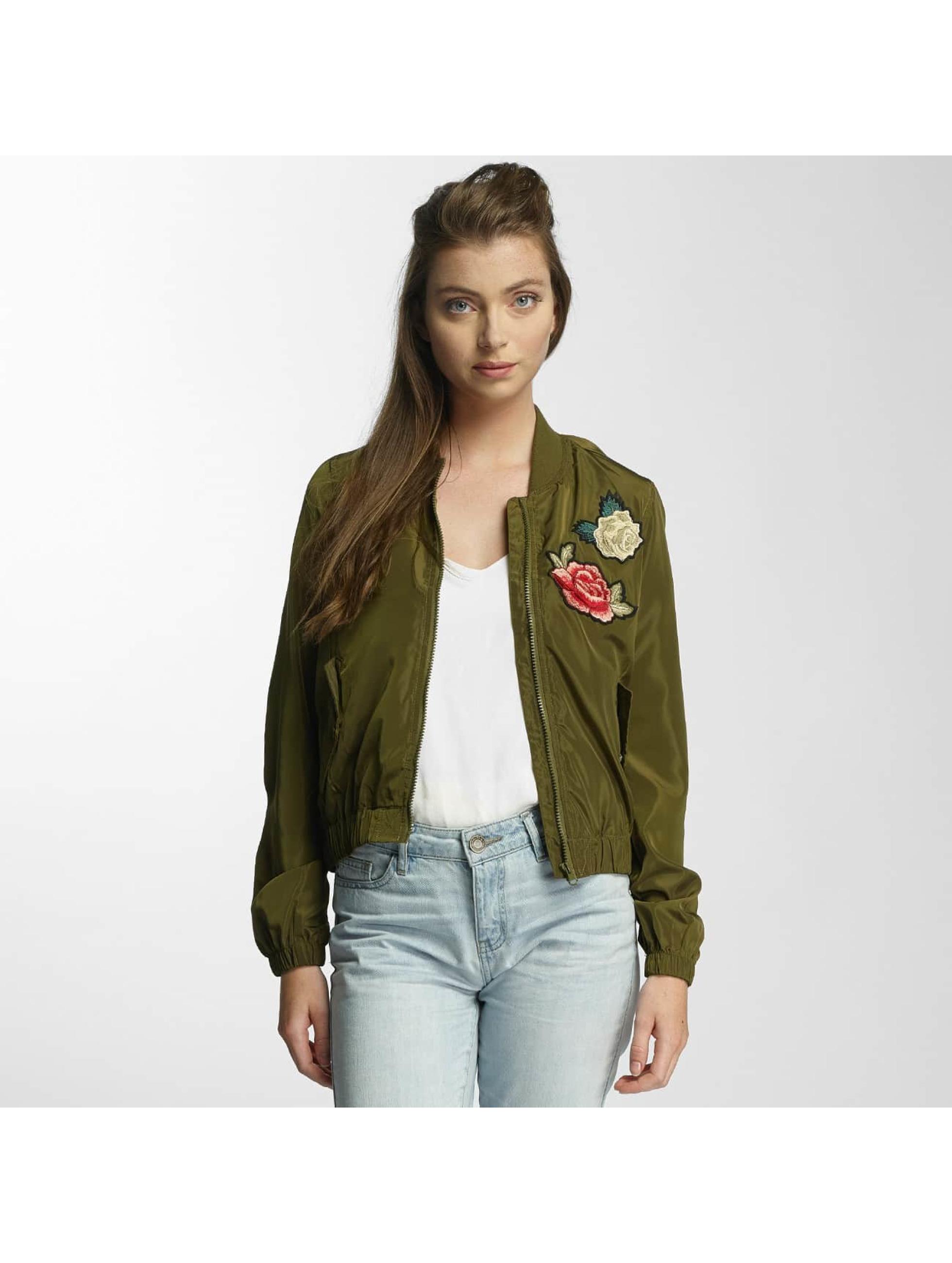 Vero Moda Bomber jacket vmRose olive
