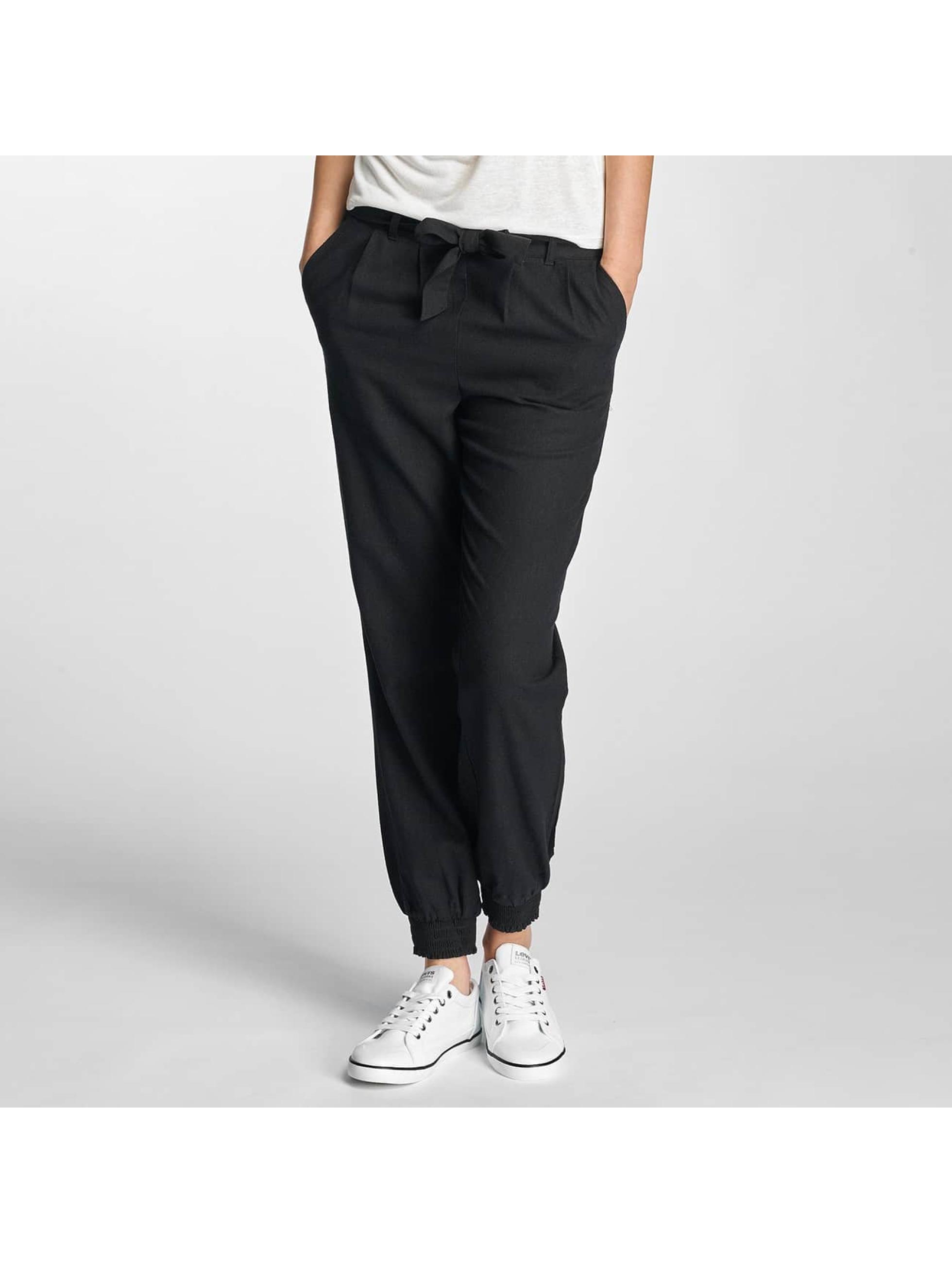 Vero Moda Chino pants VMMilo-Citrus black