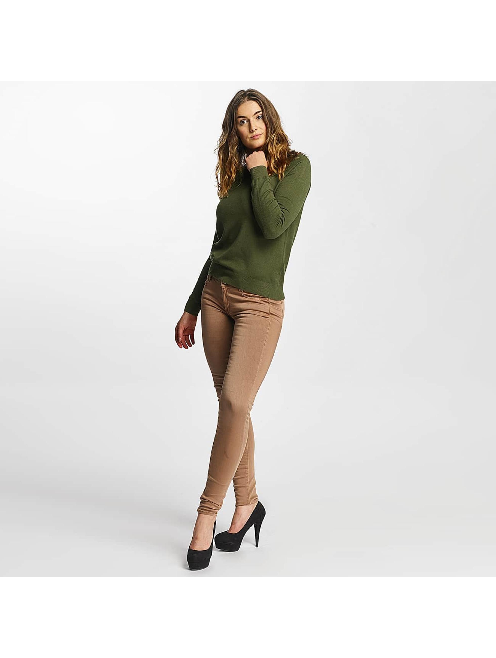 Vero Moda Pullover vmHappy olive