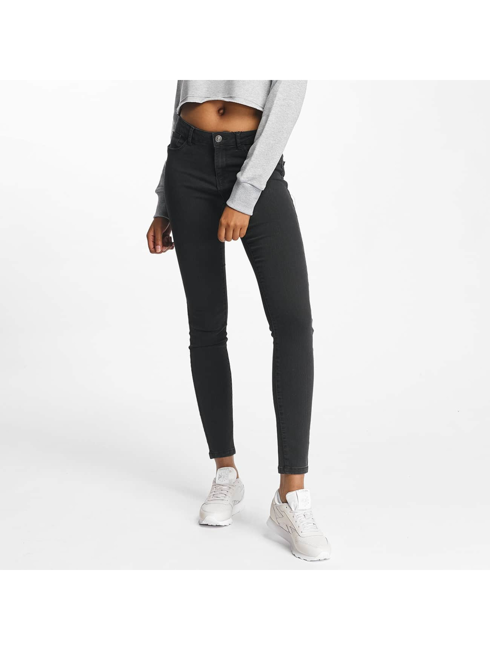 Vero Moda Skinny Jeans vmSeven gray
