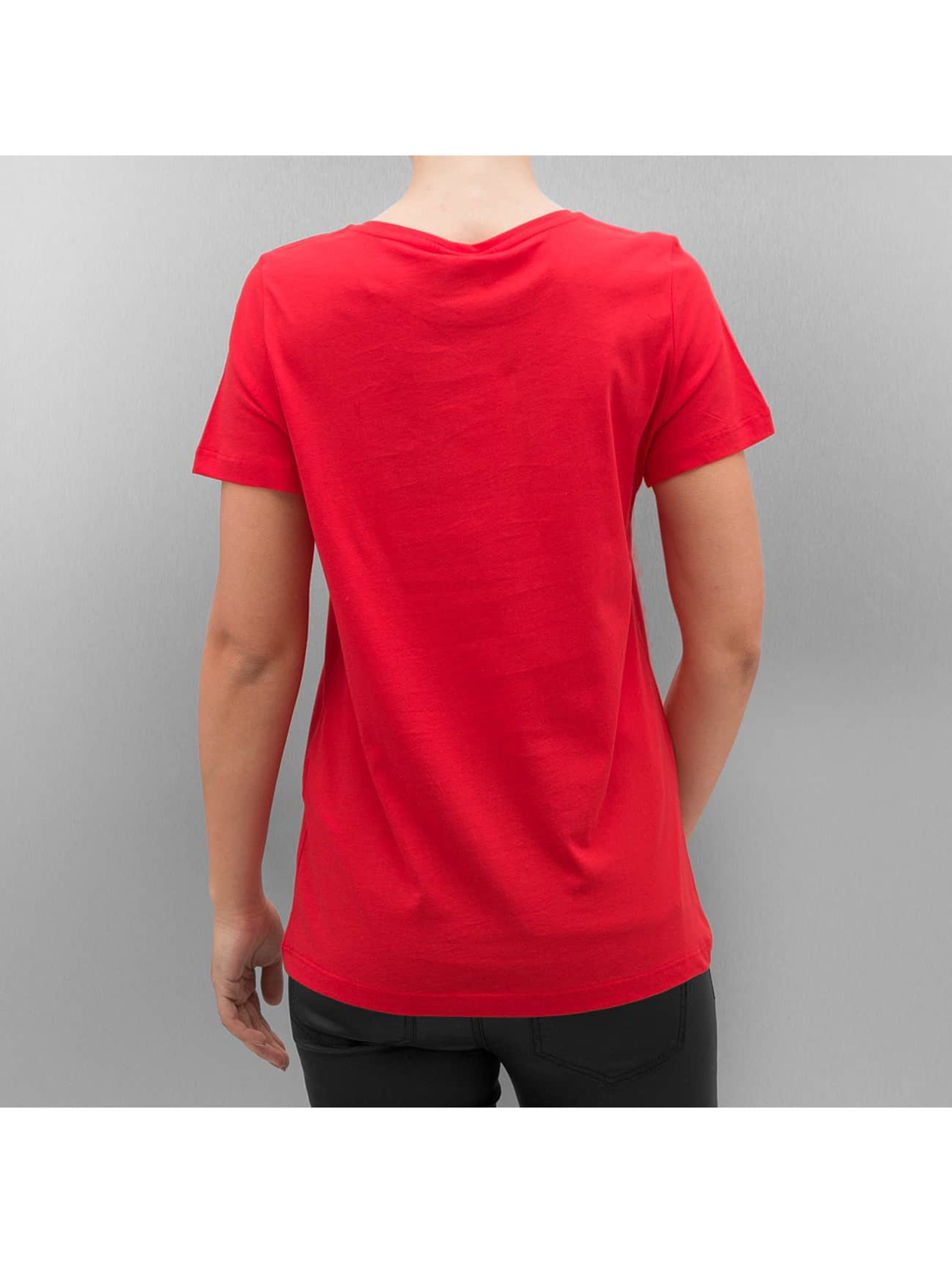Vero Moda T-Shirt VmMy Christmas red