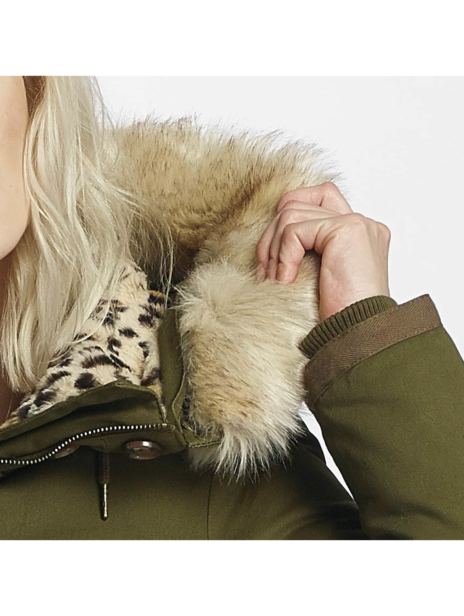 Vero Moda Winter Jacket vmDana olive