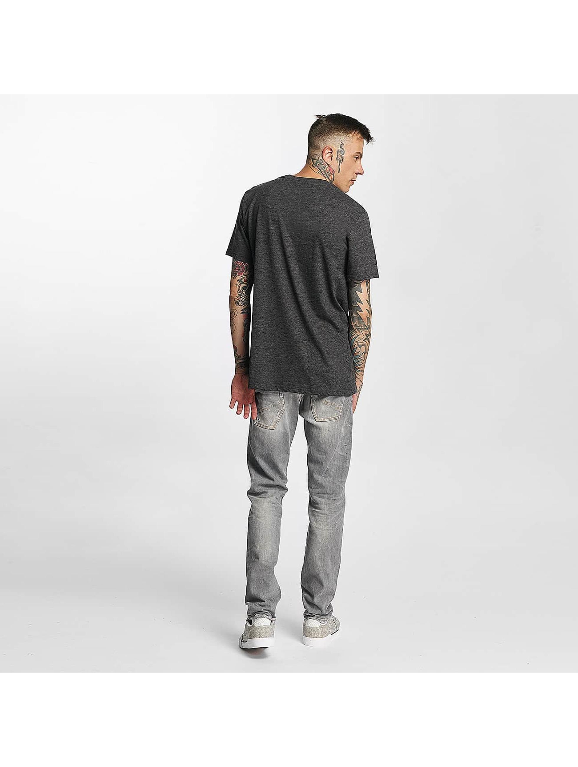 Volcom T-Shirt Pinline Stone Heather black