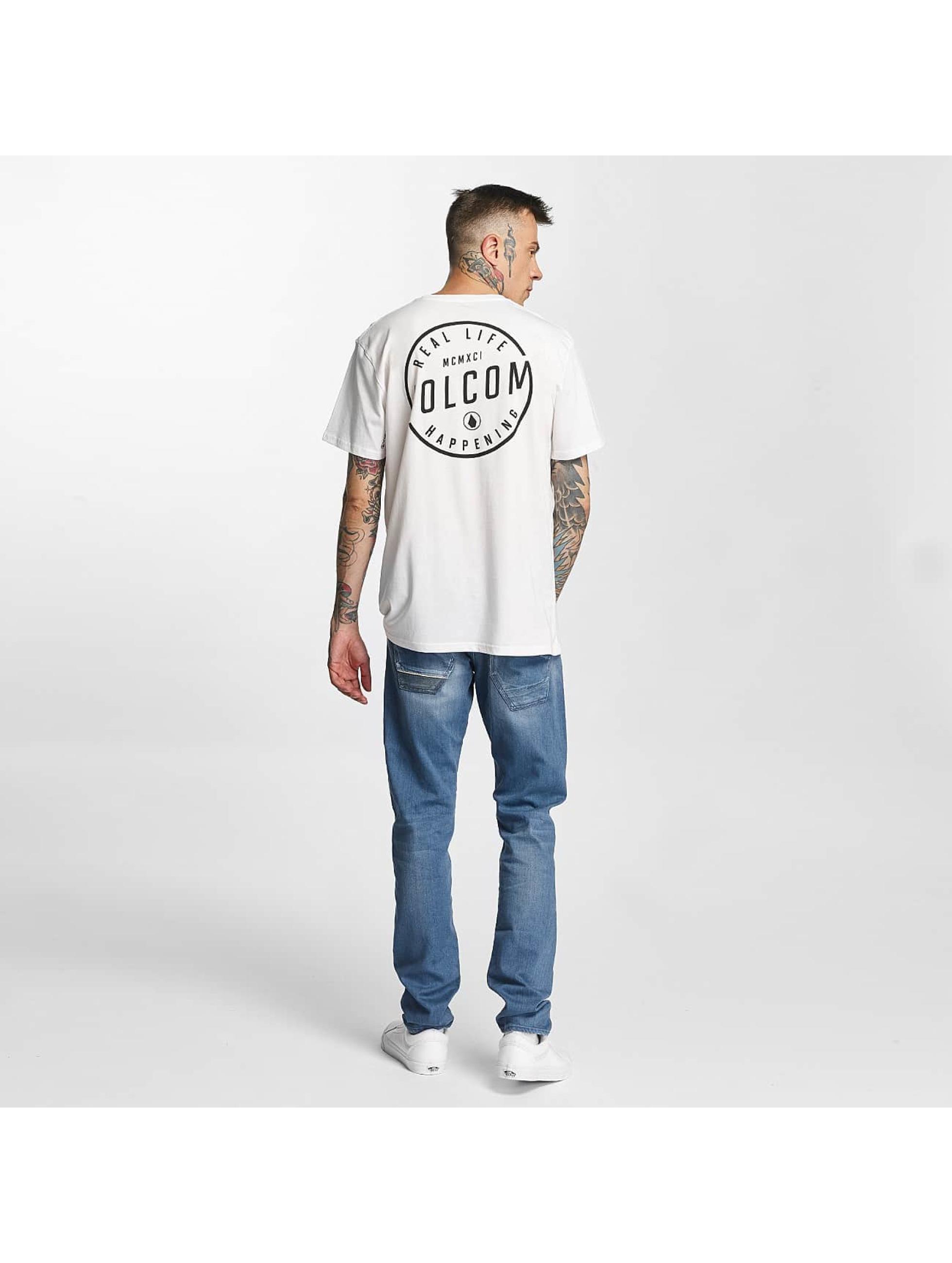 Volcom T-Shirt On Look Basic white