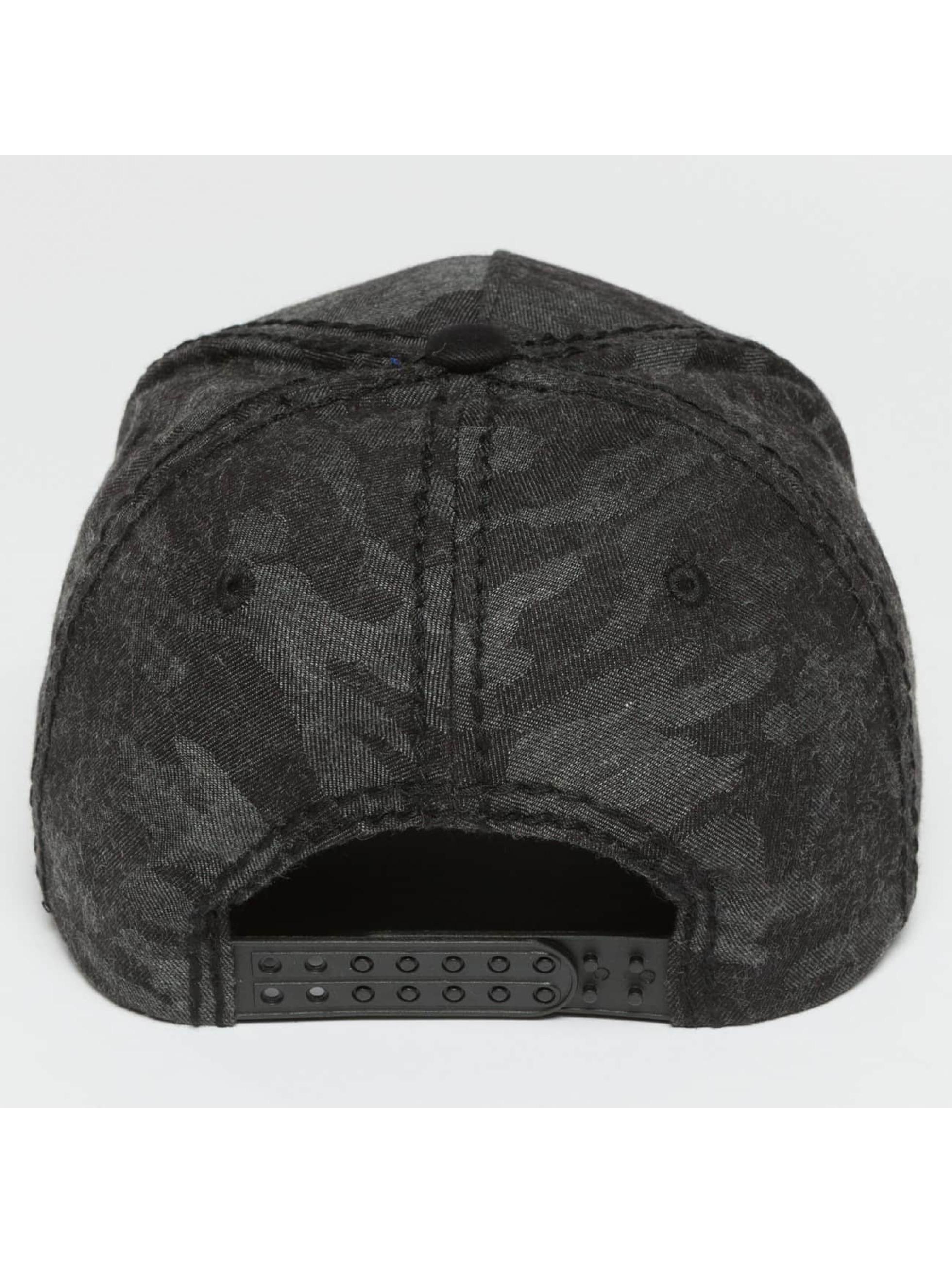 Von Dutch Snapback Cap VD0CAS1 gray