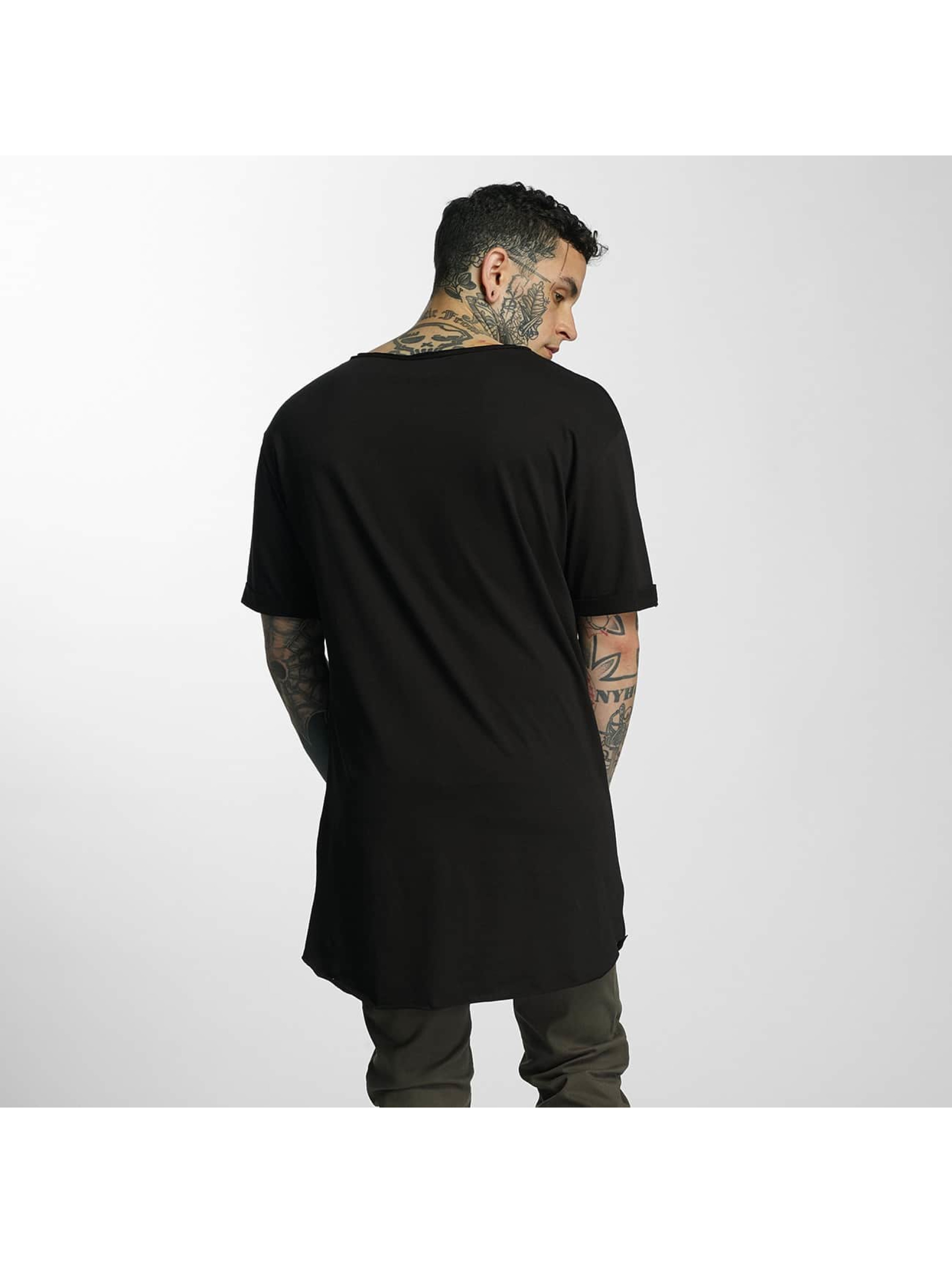VSCT Clubwear T-Shirt Cross Palm Loose black
