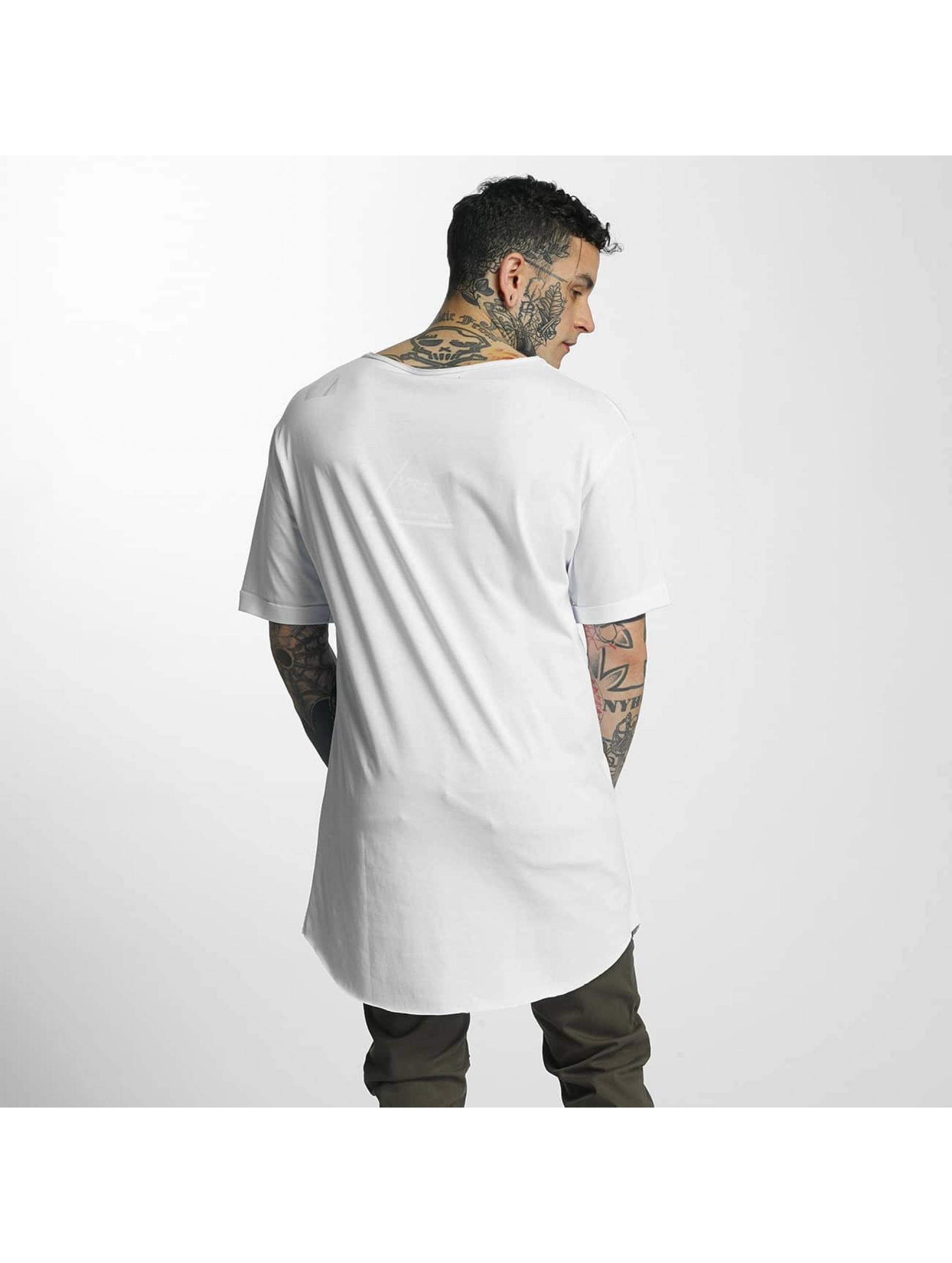 VSCT Clubwear T-Shirt Cross Palm Loose white