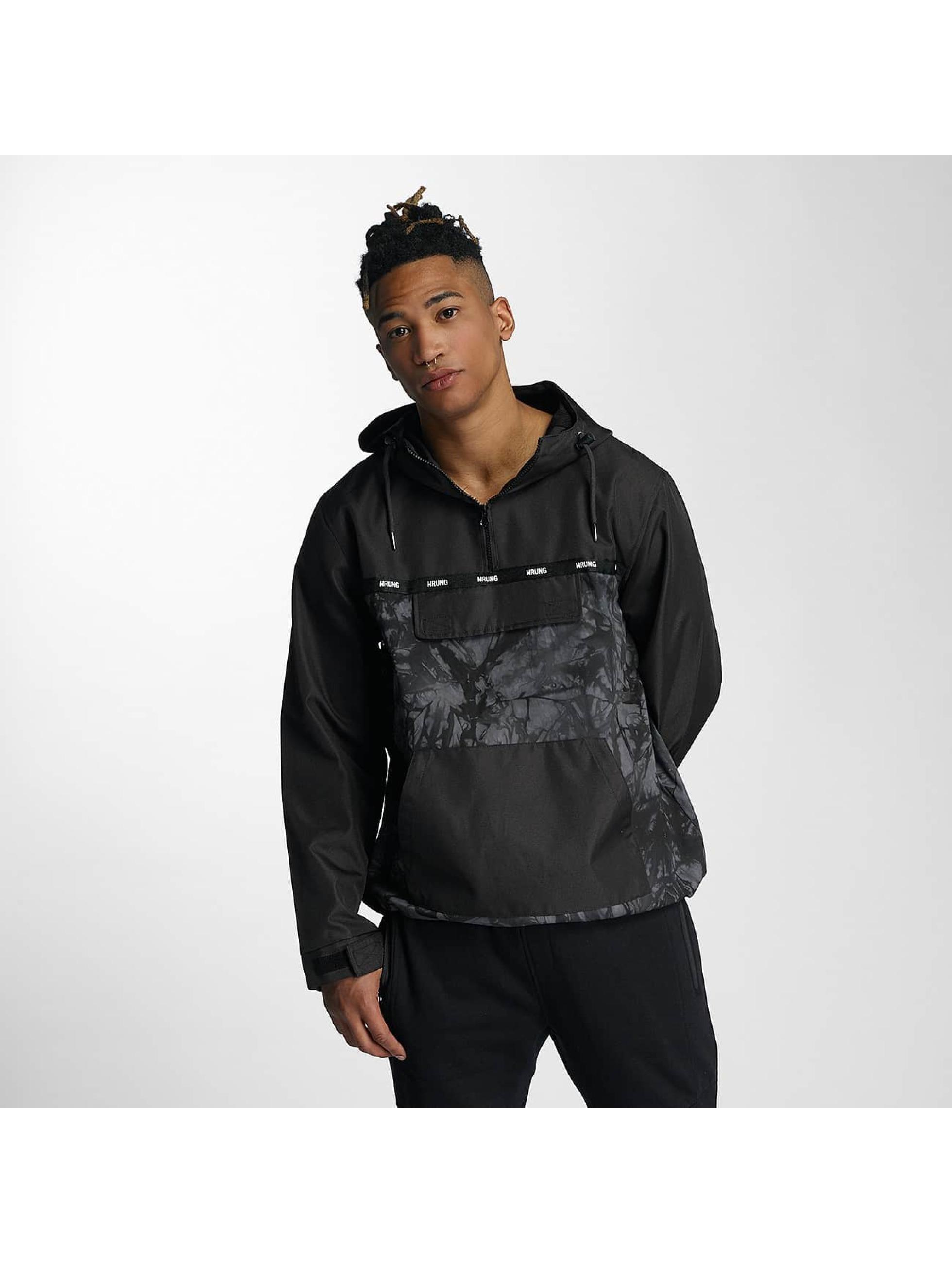 Wrung Division Lightweight Jacket Storm black