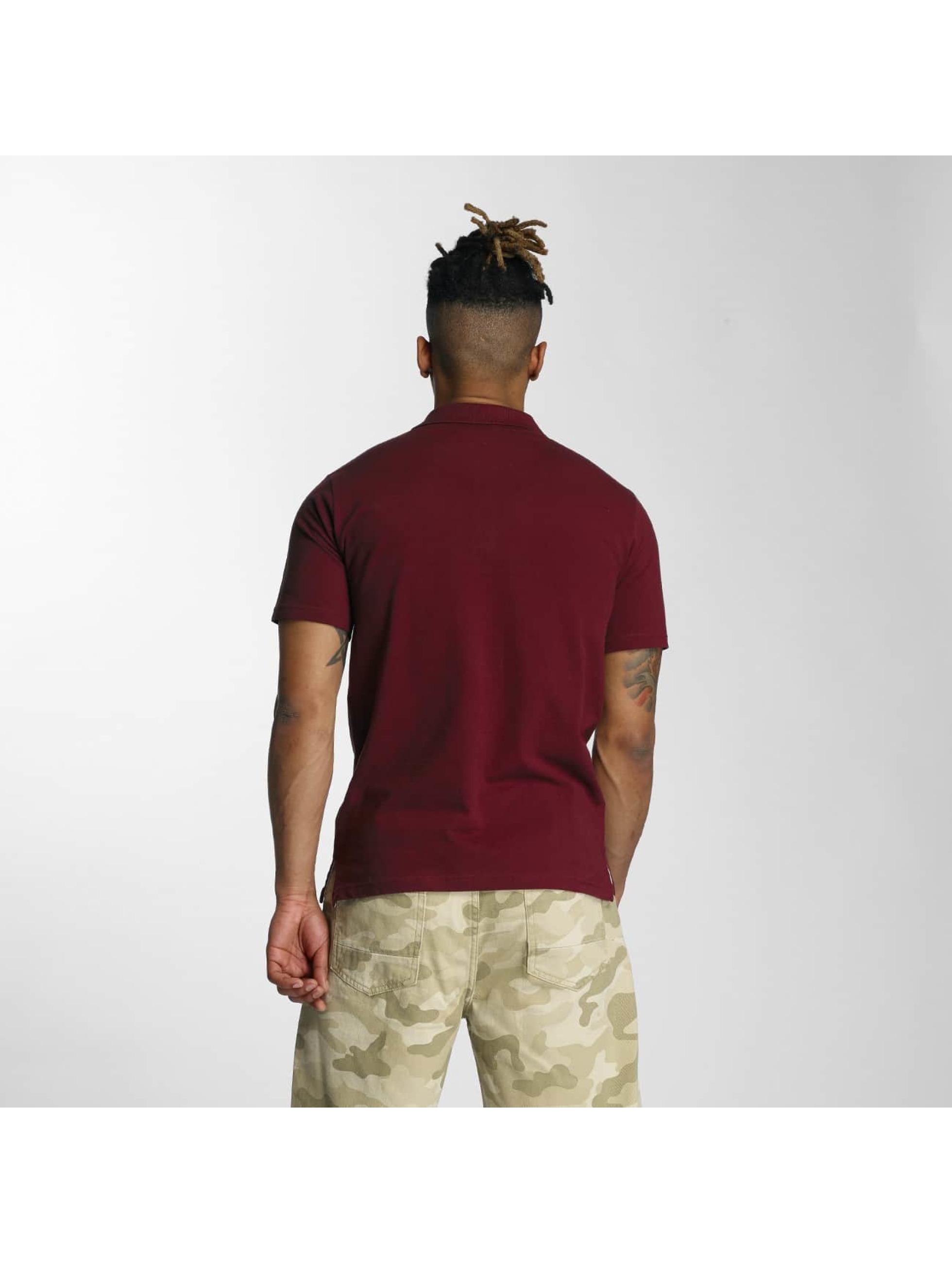 Wrung Division Poloshirt Signature red