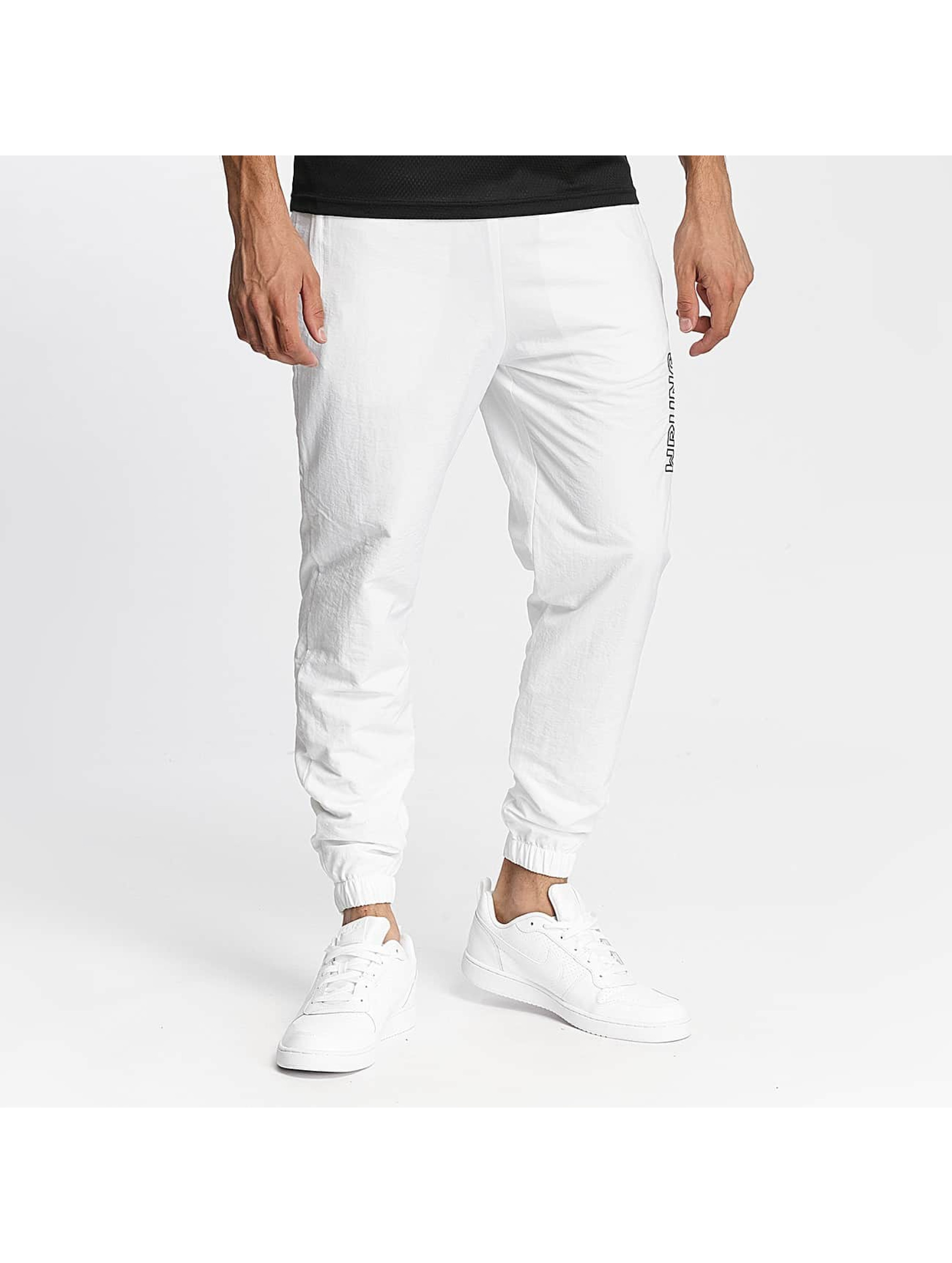 Wrung Division Sweat Pant Jam white
