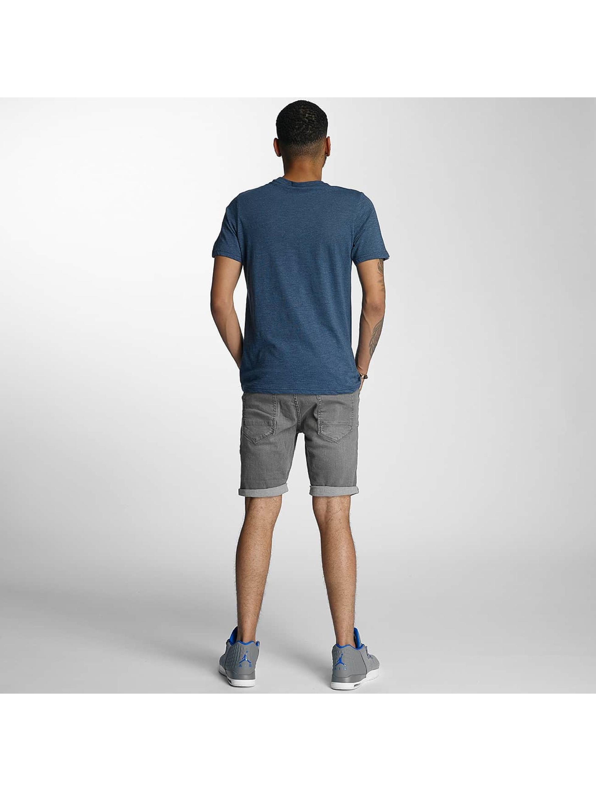 Wrung Division T-Shirt DA Crew blue