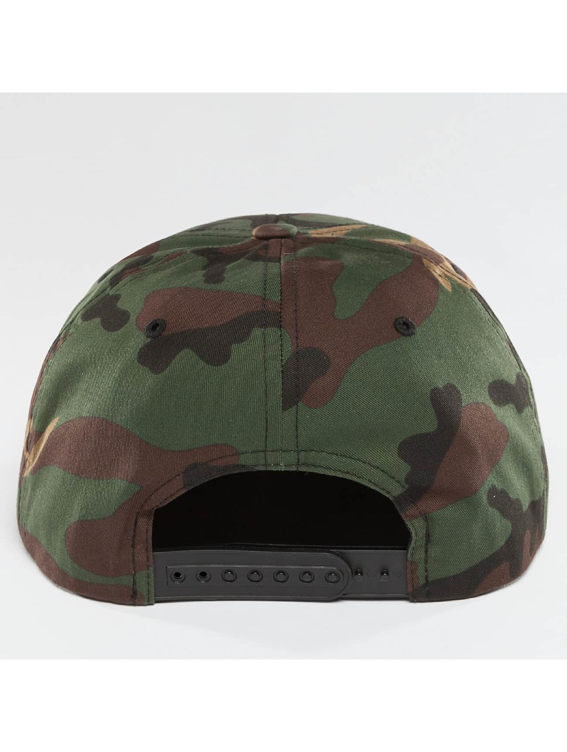 Wu-Tang Snapback Cap American camouflage
