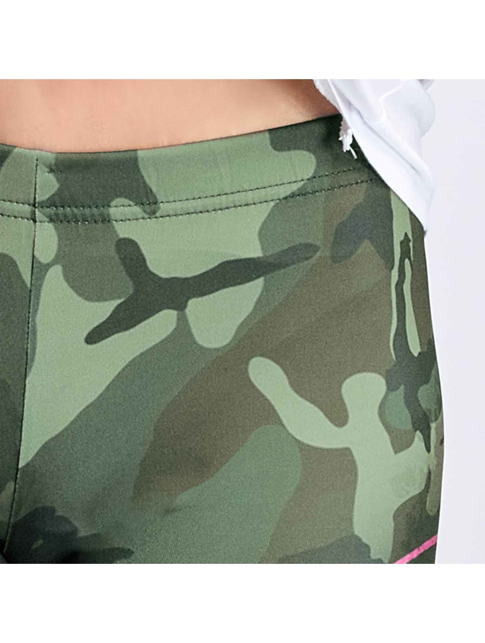 Yakuza Leggings/Treggings Military Lady camouflage