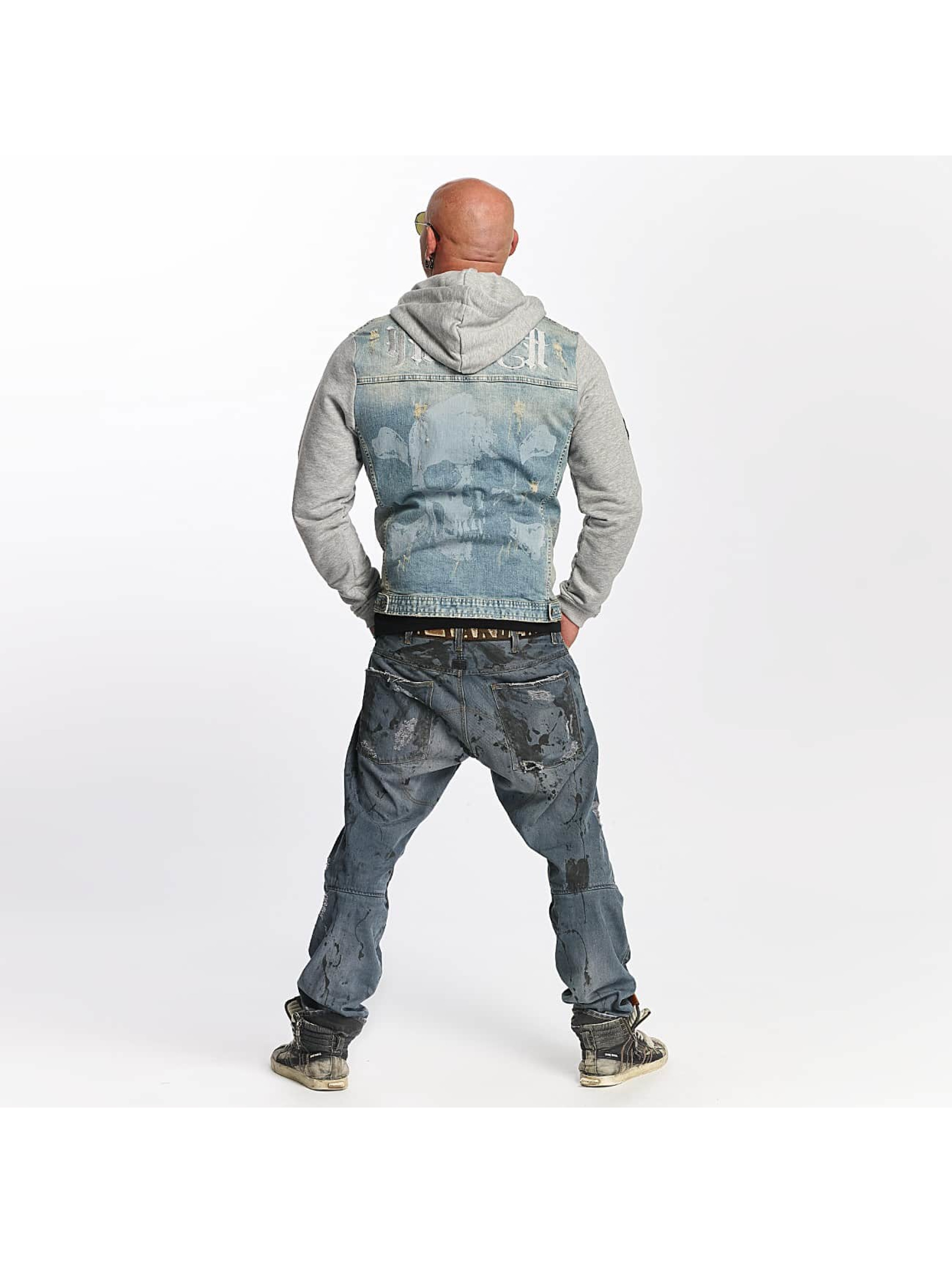 Yakuza Lightweight Jacket Killed By Fame blue