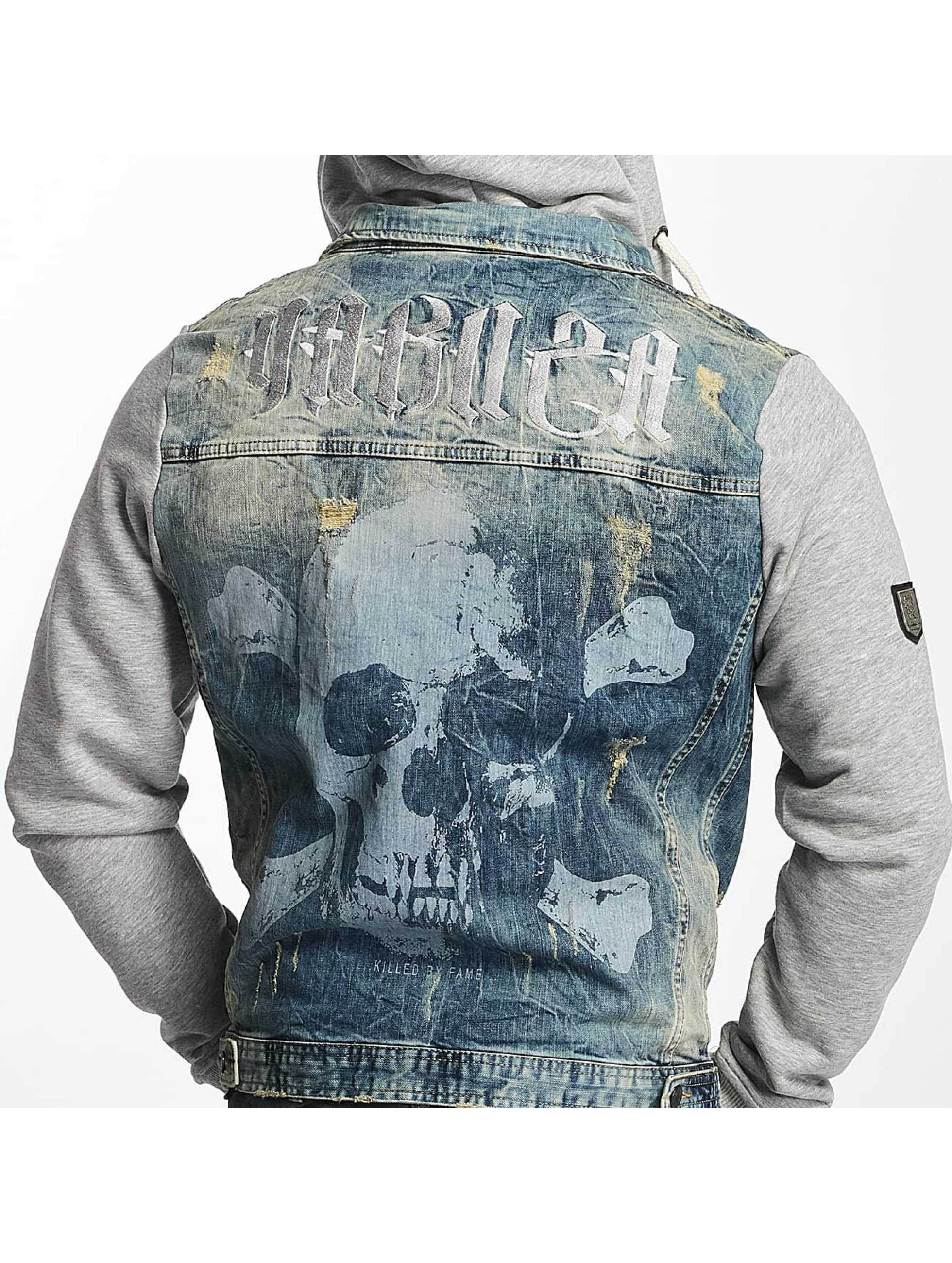 Yakuza Lightweight Jacket Killed By Fame blue
