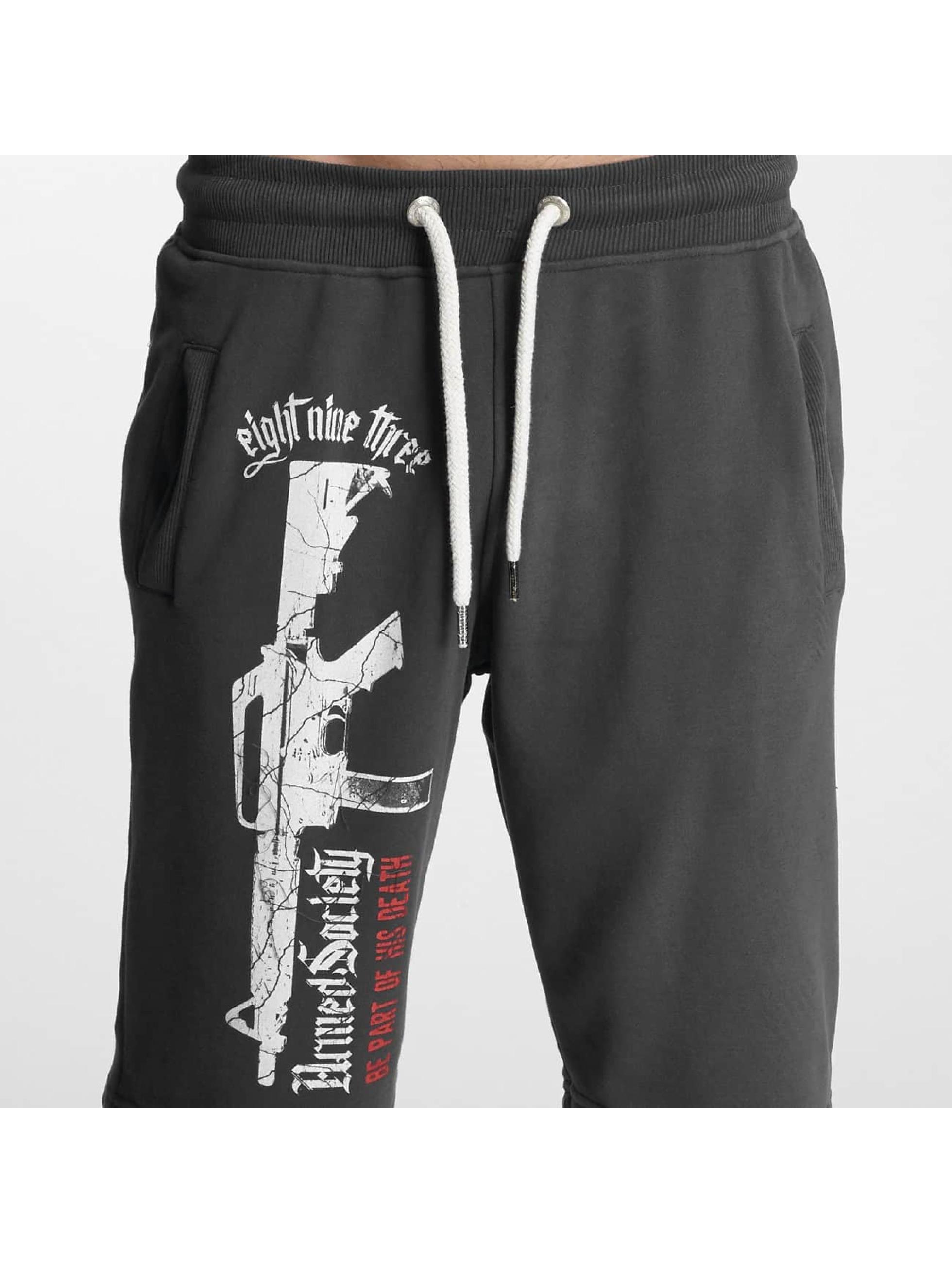 Yakuza Short Armed Society gray