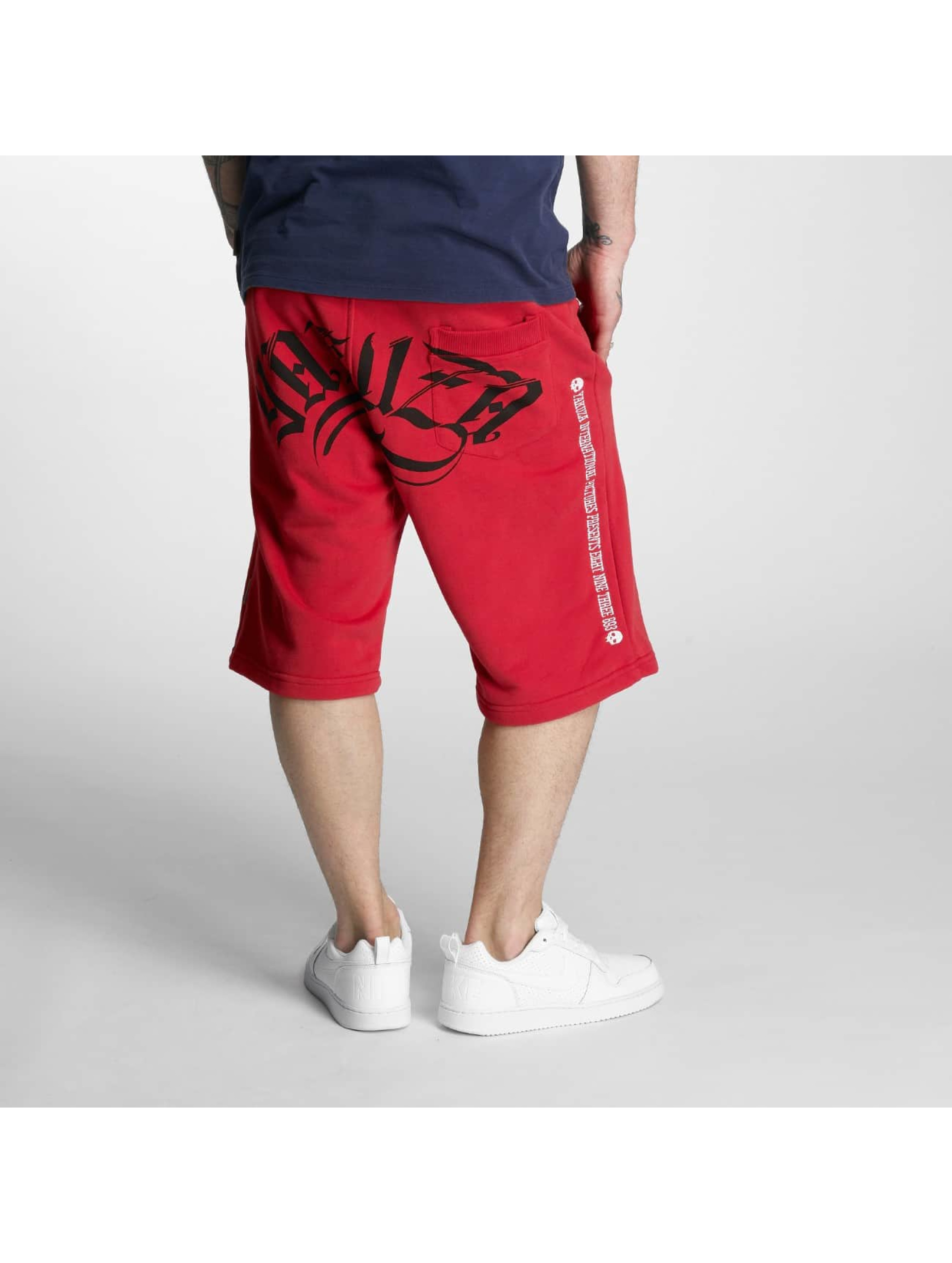Yakuza Short Armed Society red