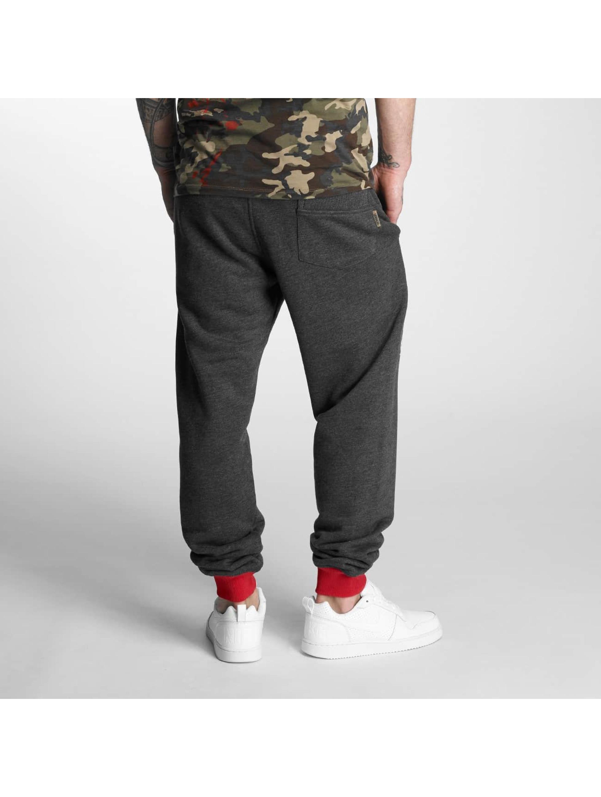 Yakuza Sweat Pant 2Face gray