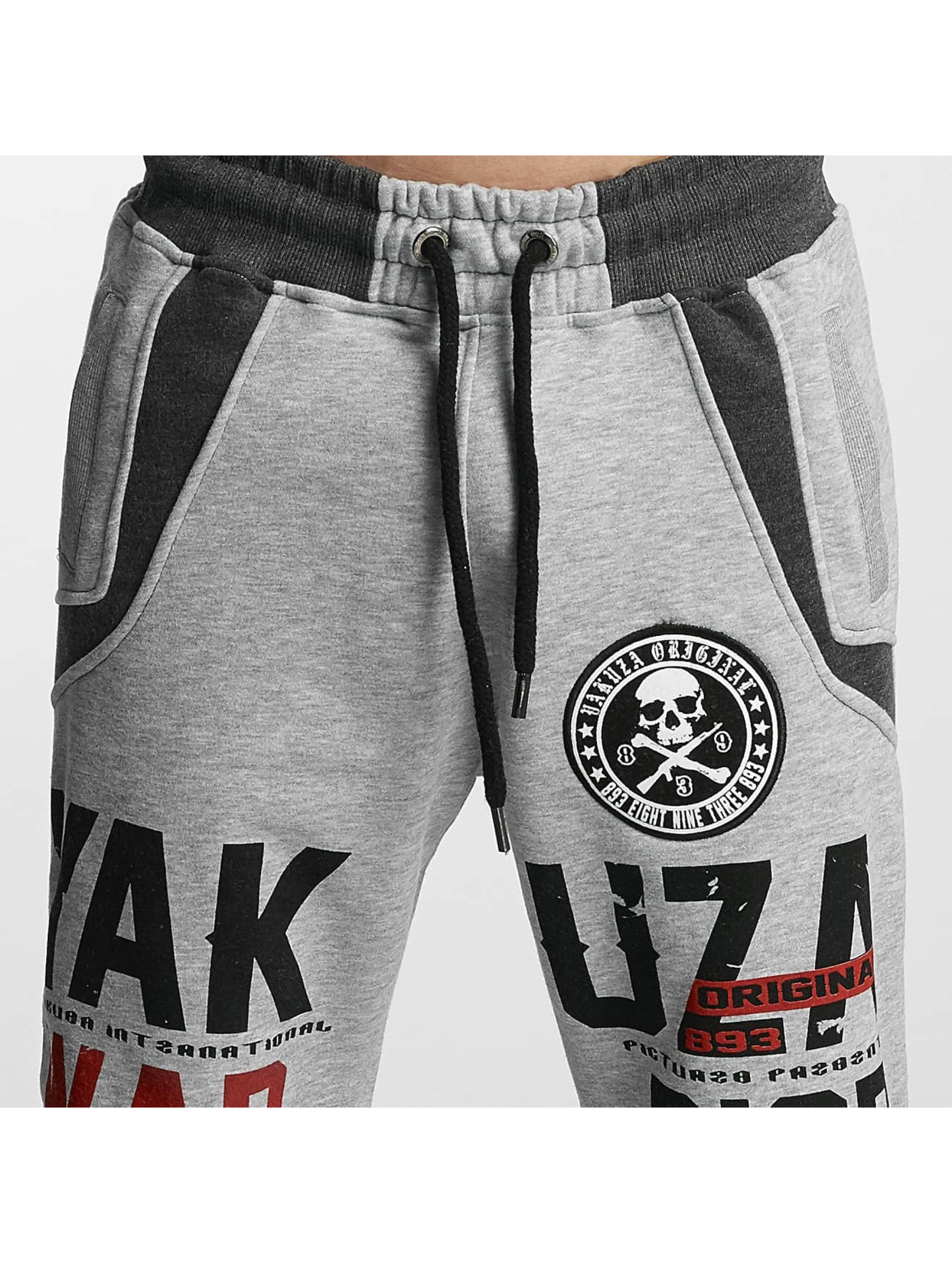 Yakuza Sweat Pant Warrior gray
