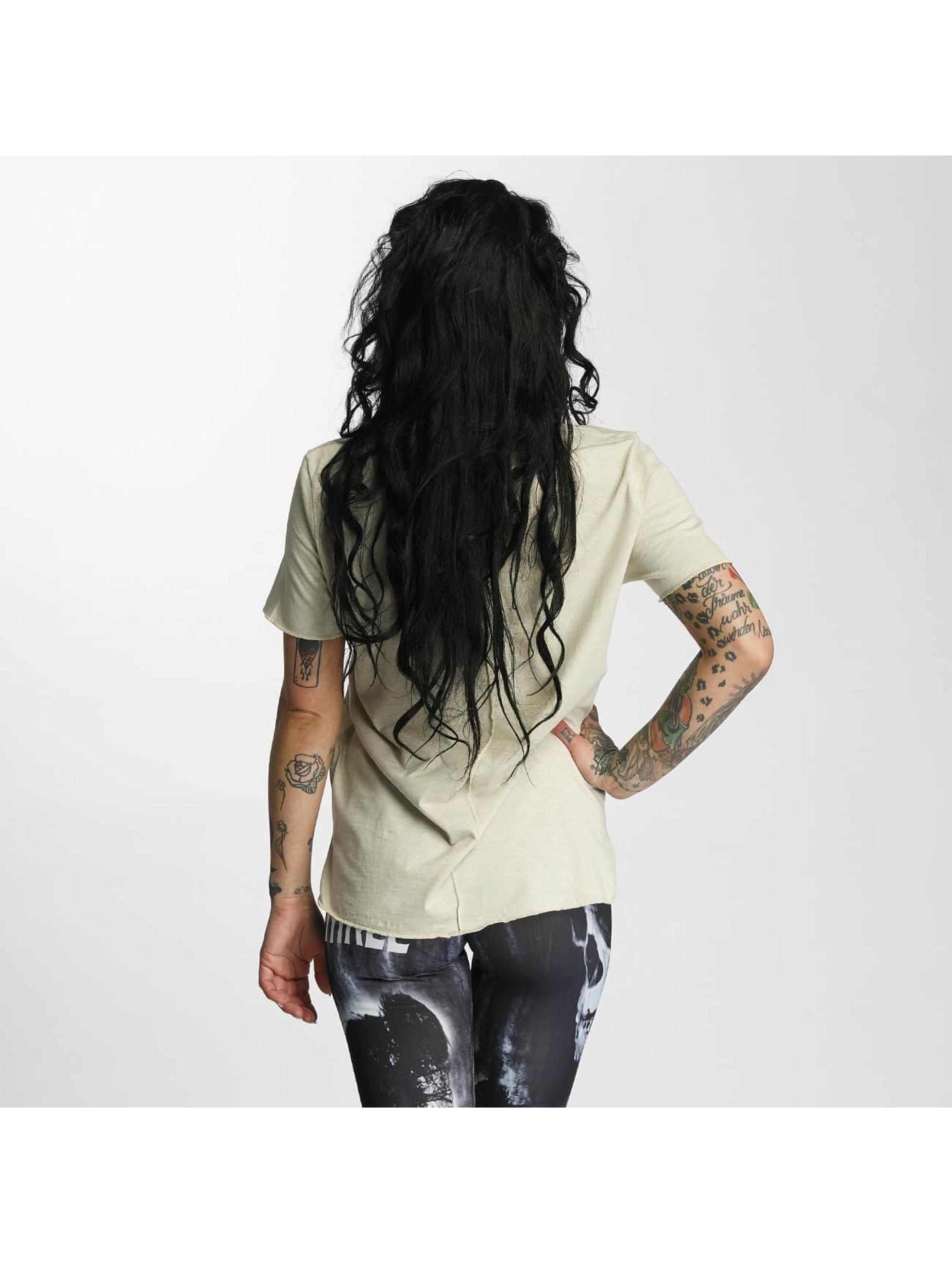 Yakuza T-Shirt Built beige