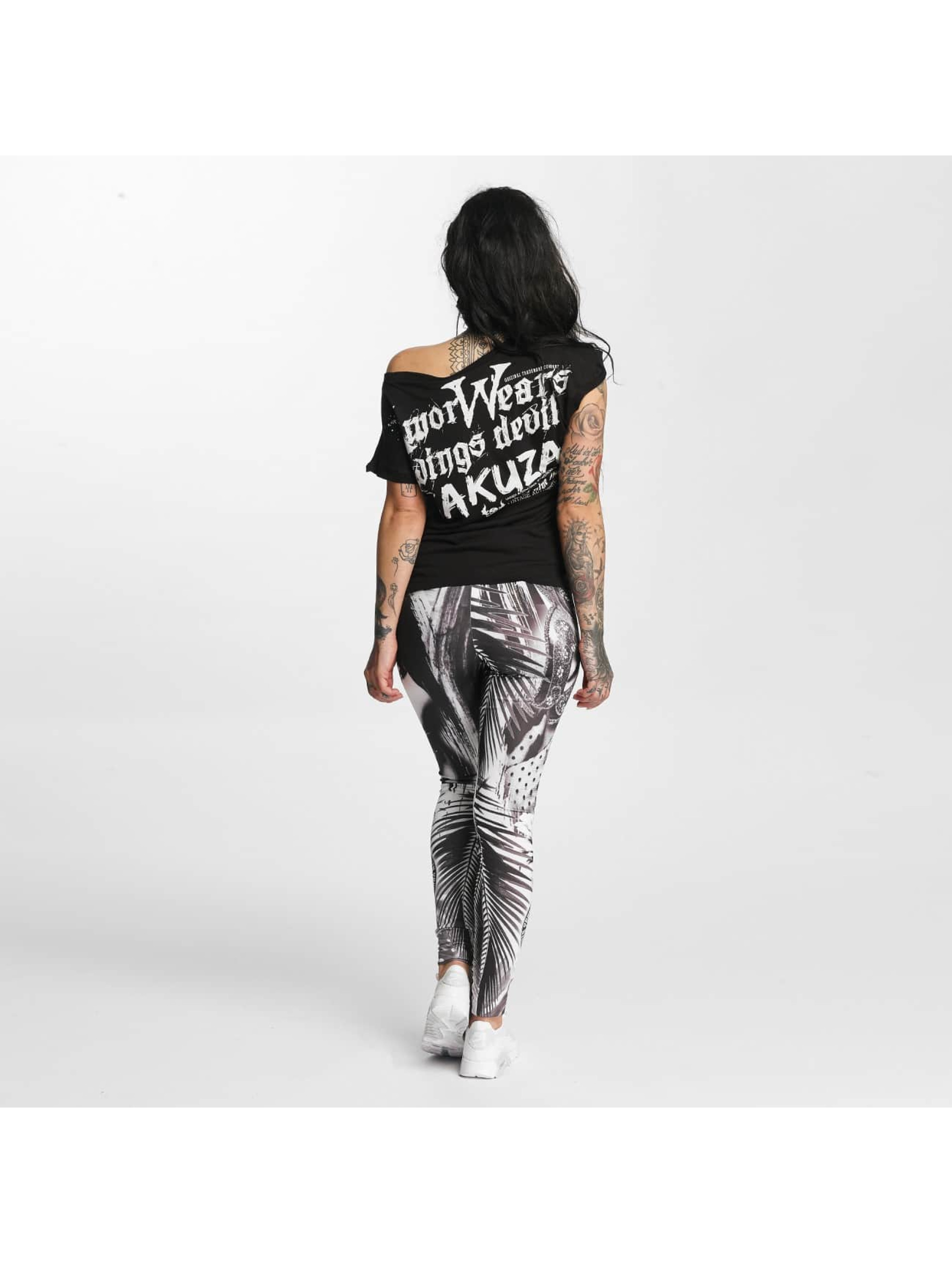 Yakuza T-Shirt Amor Wears Knot black