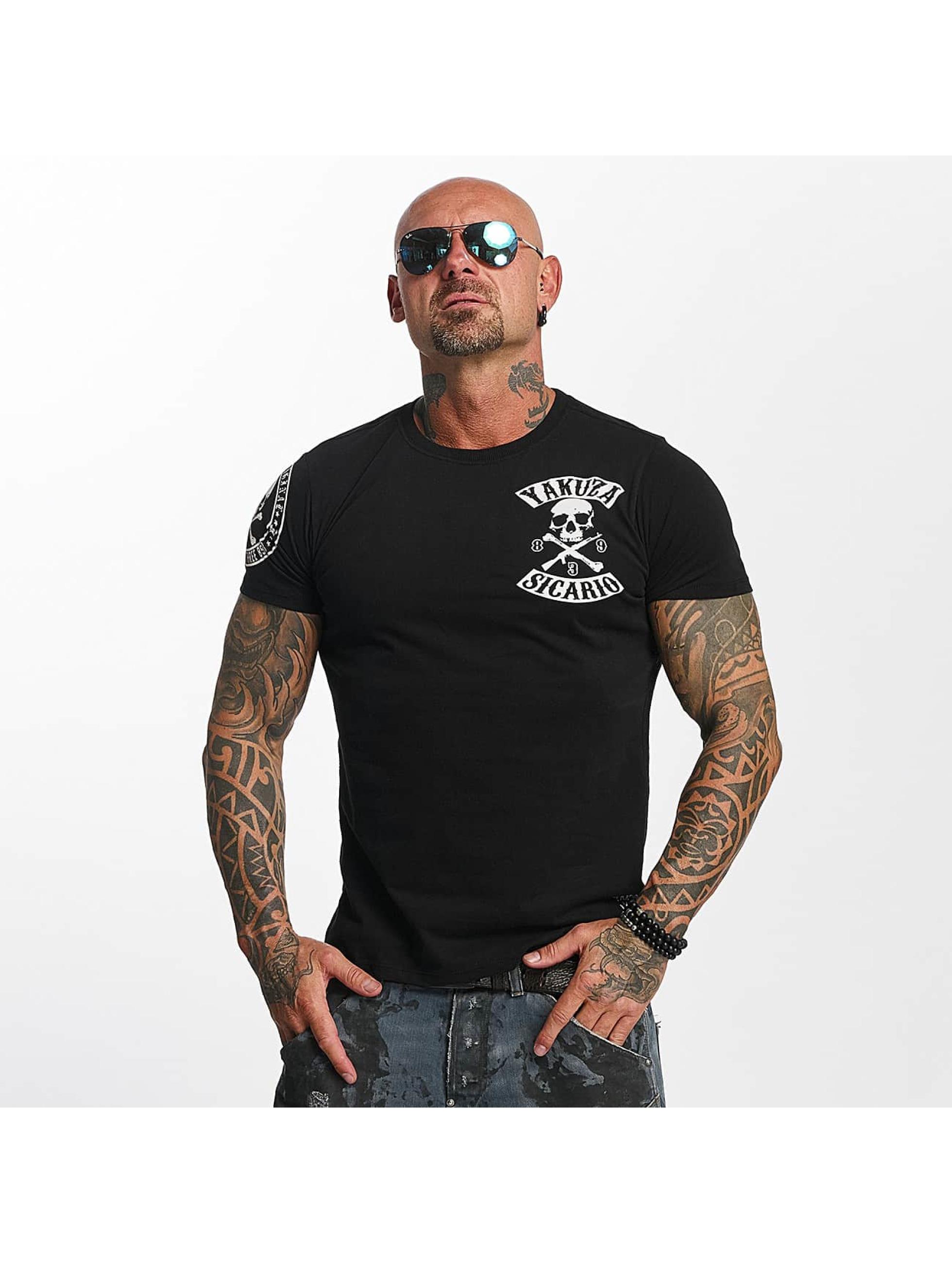 Yakuza T-Shirt Sicario black