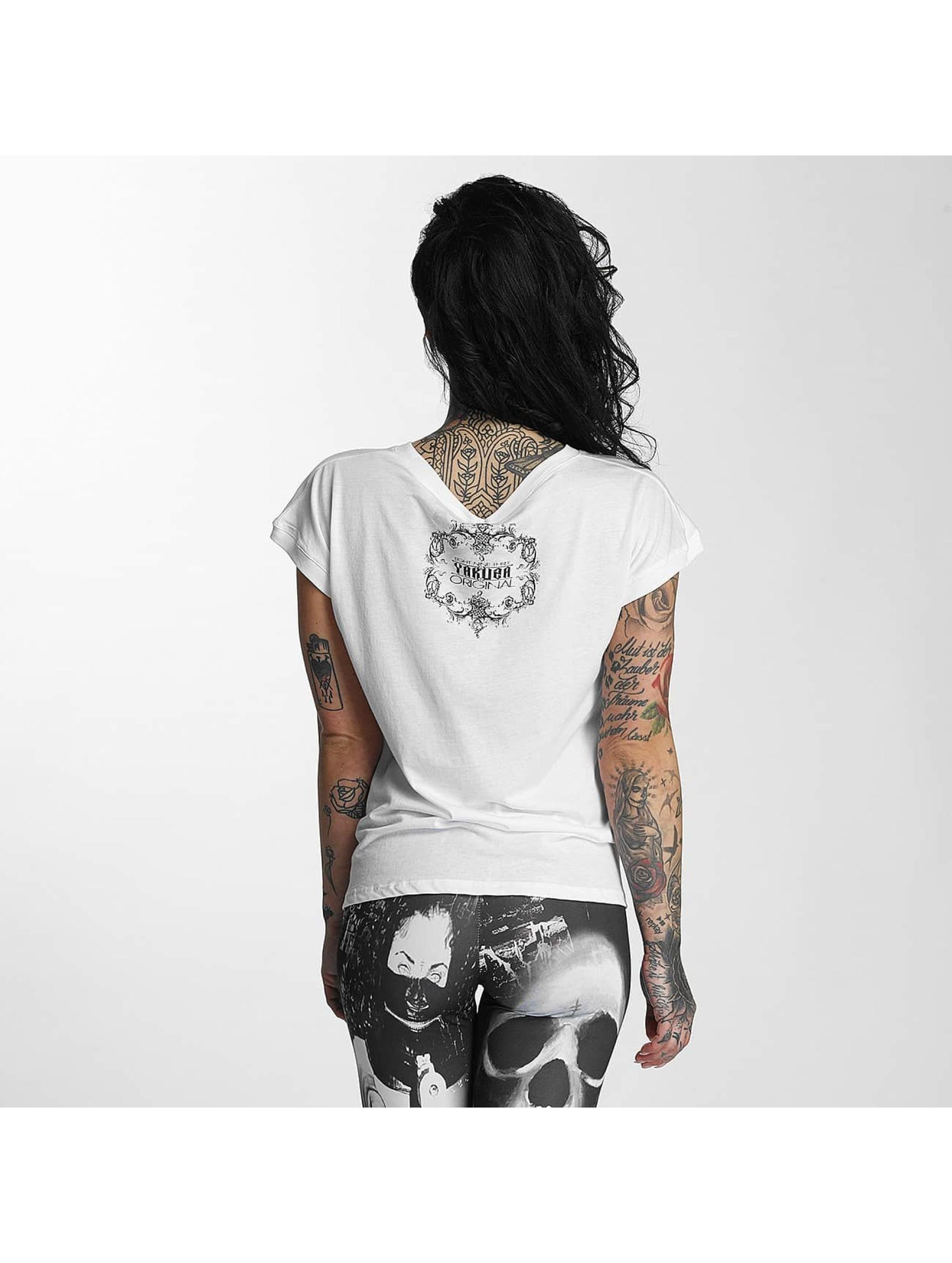 Yakuza T-Shirt Siren Knot white