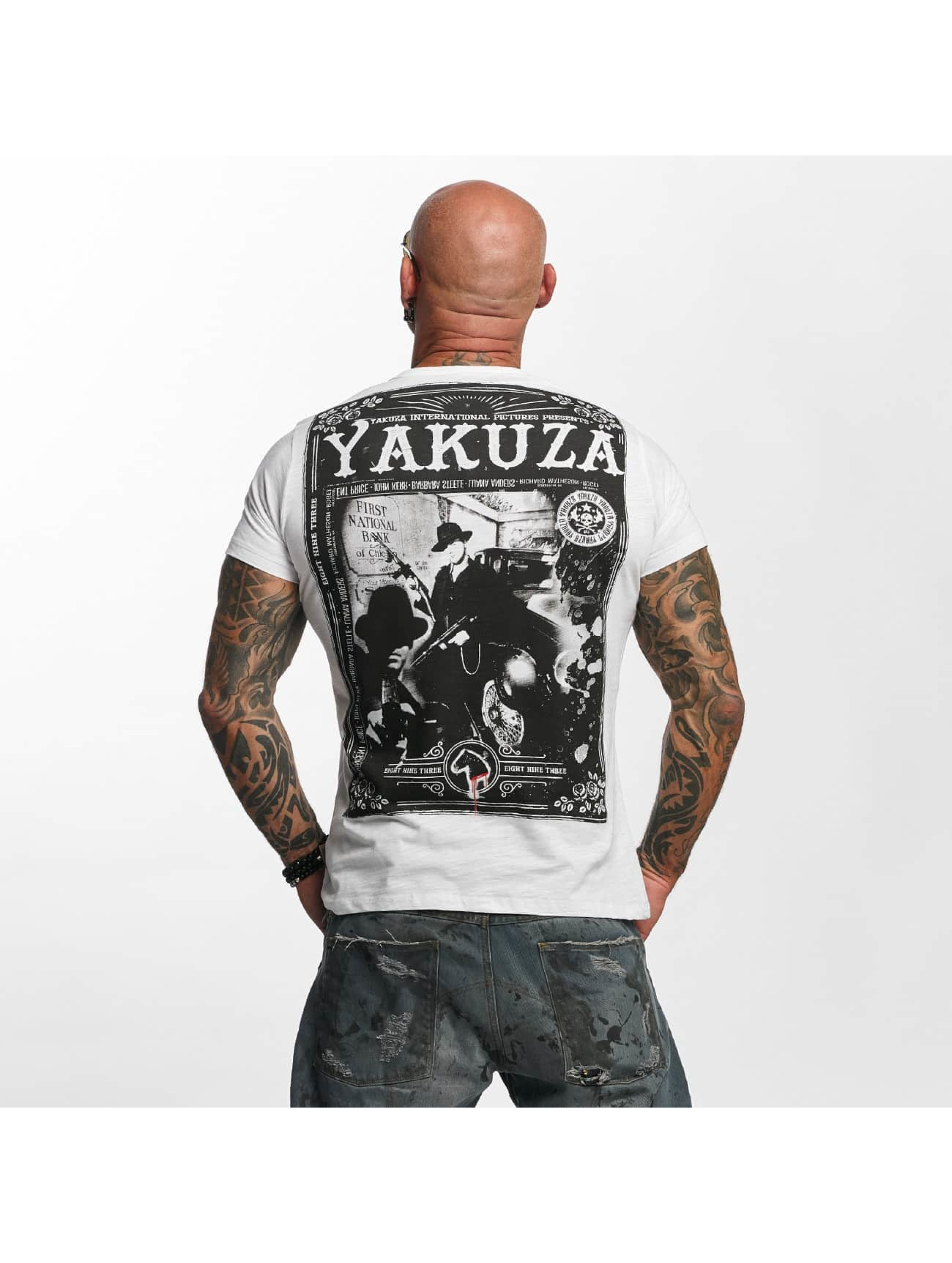 Yakuza T-Shirt Farther white