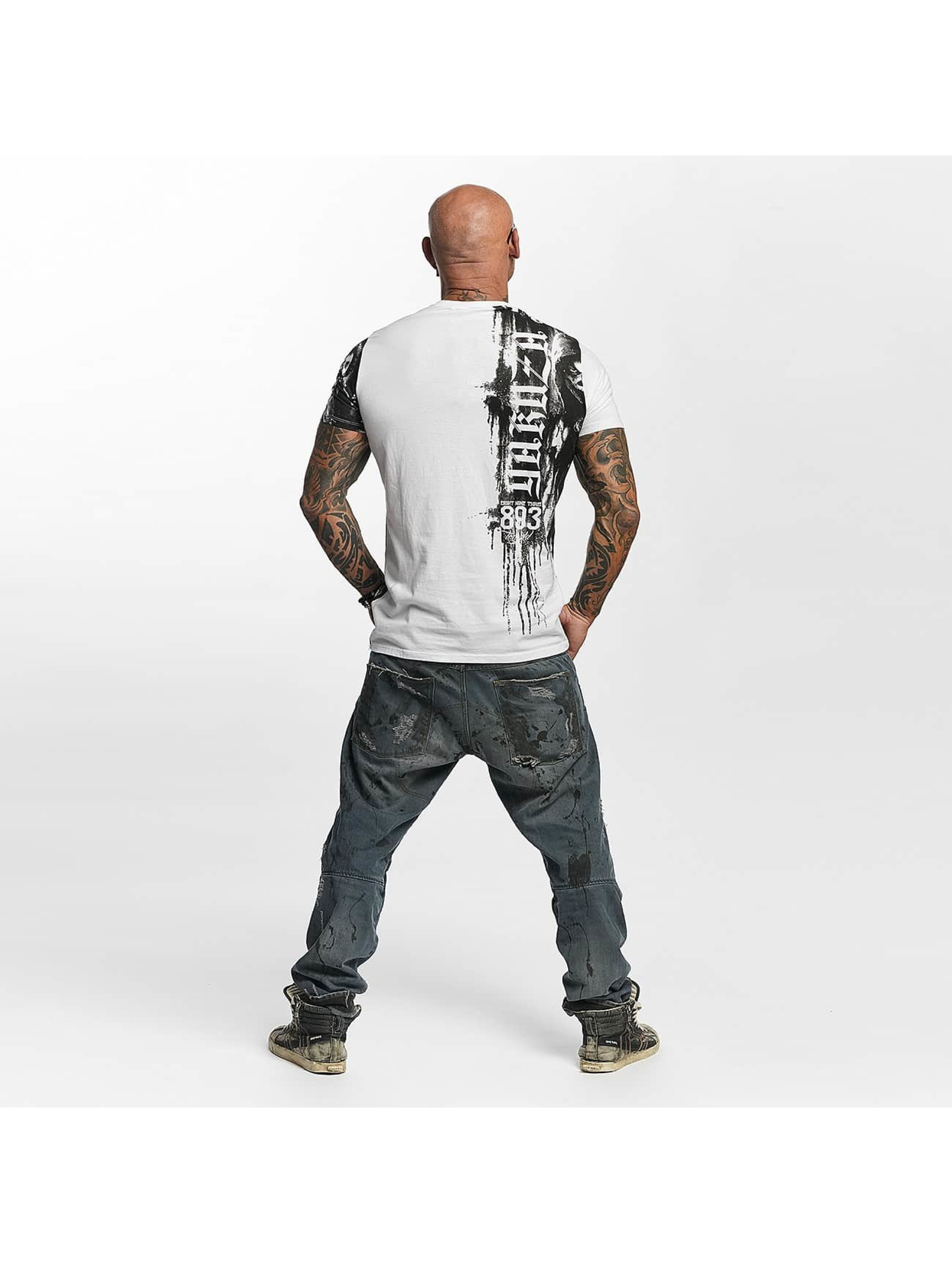 Yakuza T-Shirt Waiting Death white