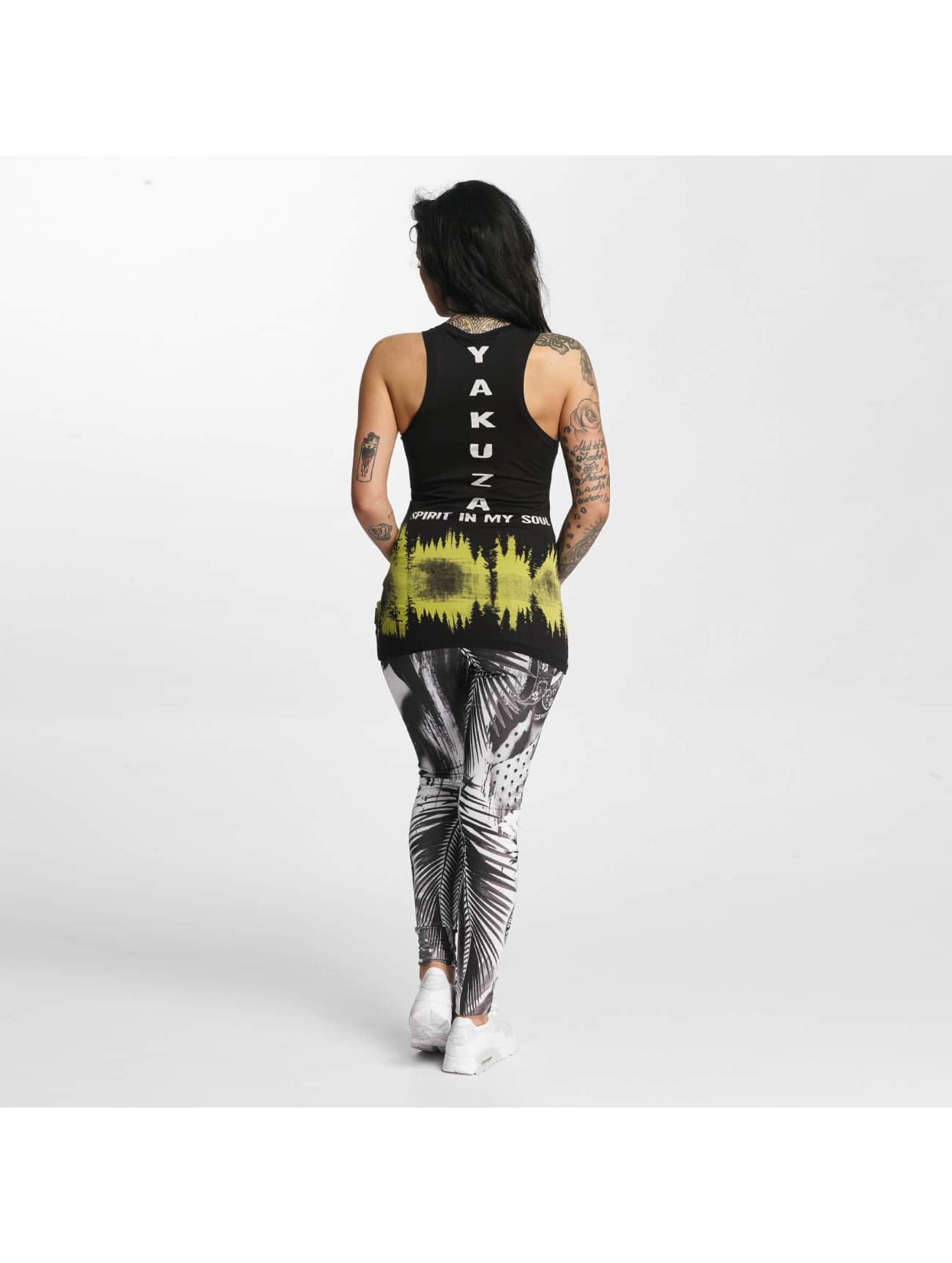 Yakuza Tank Tops Voices Long black
