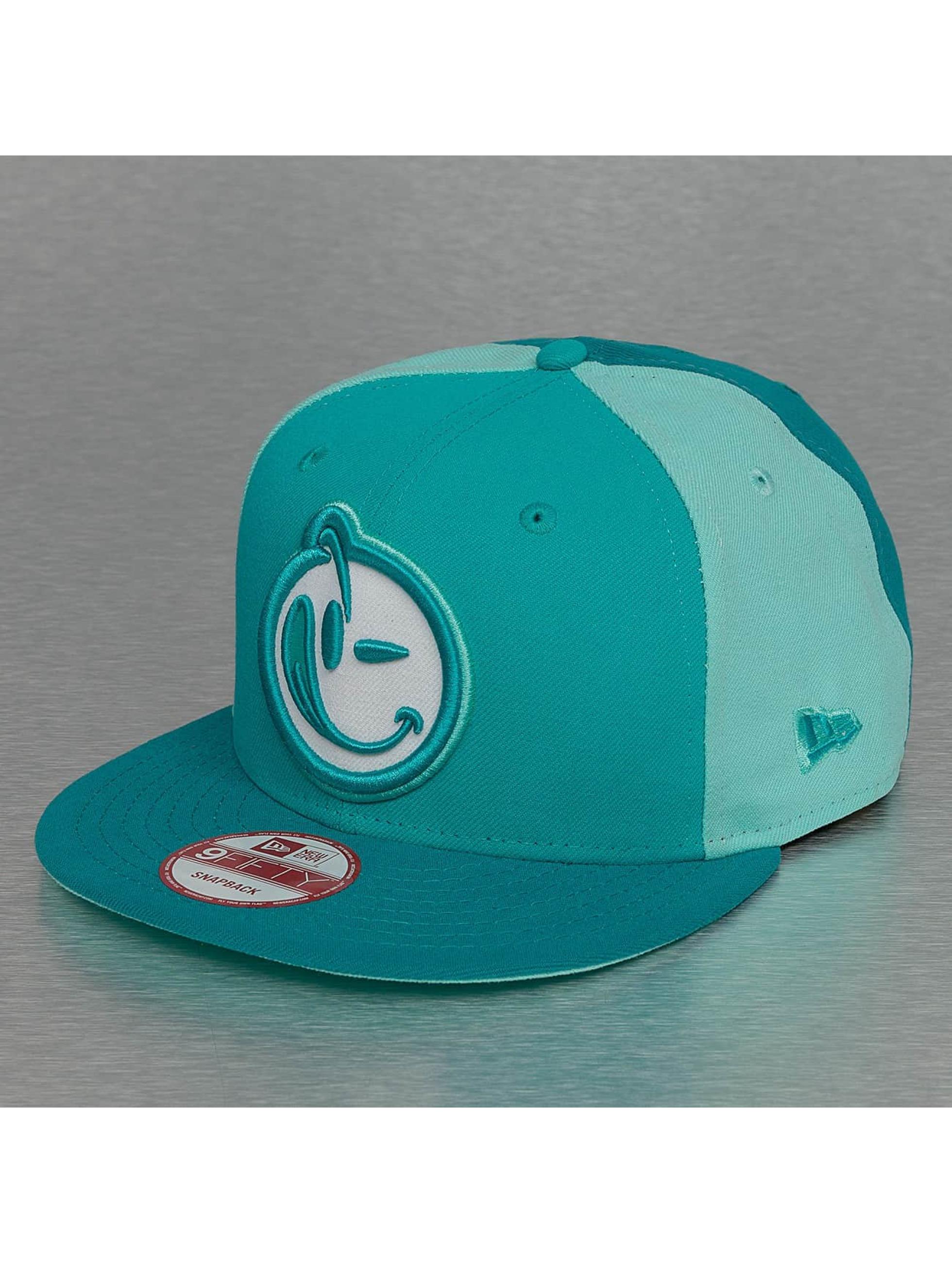 Yums Snapback Cap New Era Classic Outline green