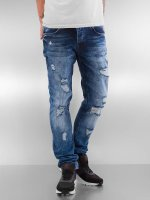 2Y Skinny Jeans Destroyed blue