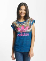 adidas originals T-Shirt Borbomix Roll Up colored
