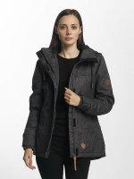 Alife & Kickin Winter Jacket Jade gray