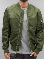 Alpha Industries Bomber jacket MA-1 VF LW green