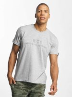 Alpha Industries T-Shirt 3D gray
