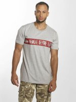 Alpha Industries T-Shirt RBF gray