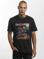 Amplified T-Shirt Iron Maiden Run To The Hills gray