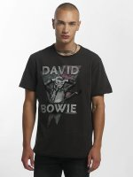 Amplified T-Shirt David Bowie Look Into My Eyes gray