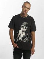 Amplified T-Shirt Kurt Cobain Photograph gray